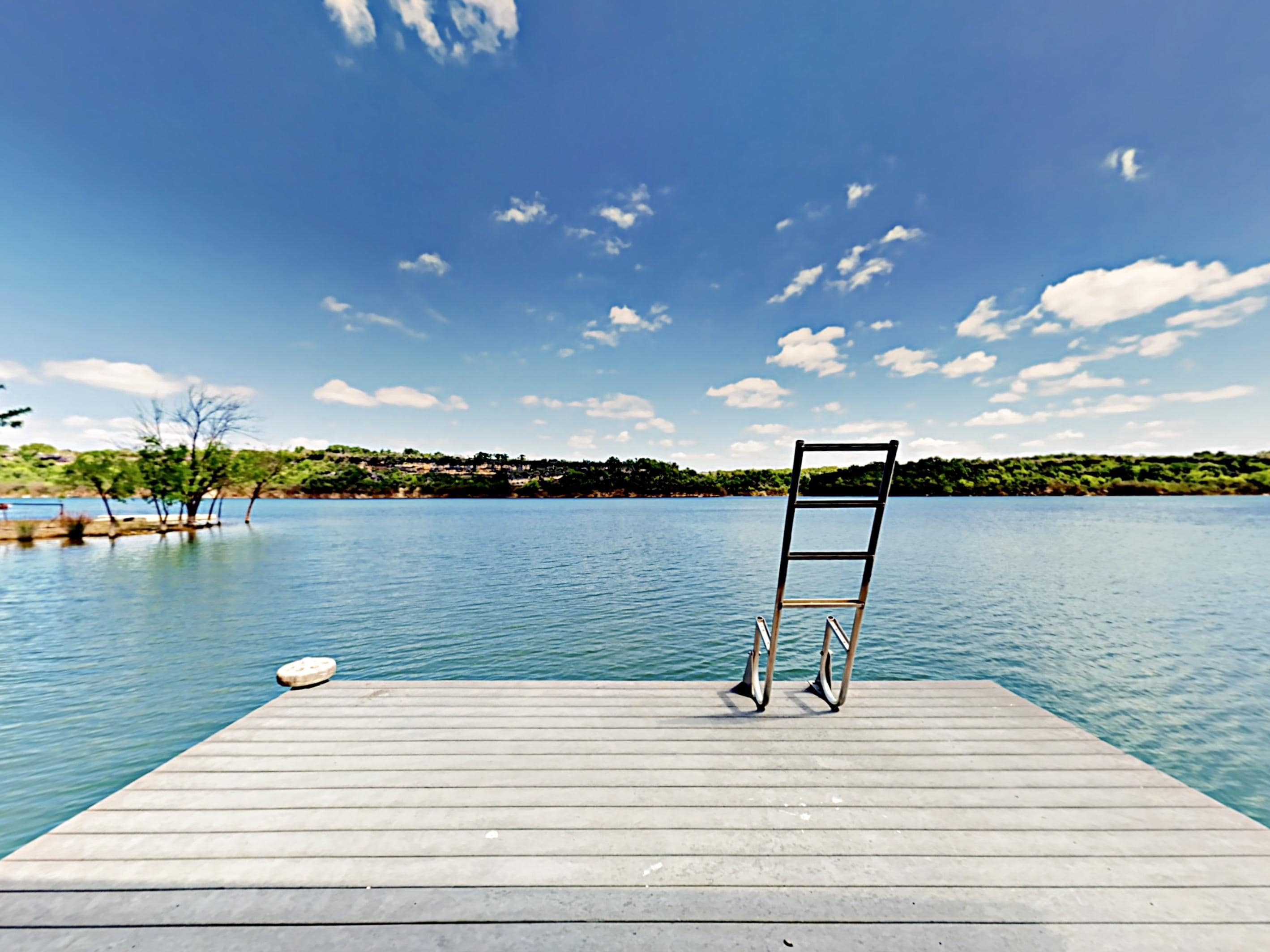 Property Image 2 - Serene Lakefront Haven on Peaceful Cove with Boat Dock