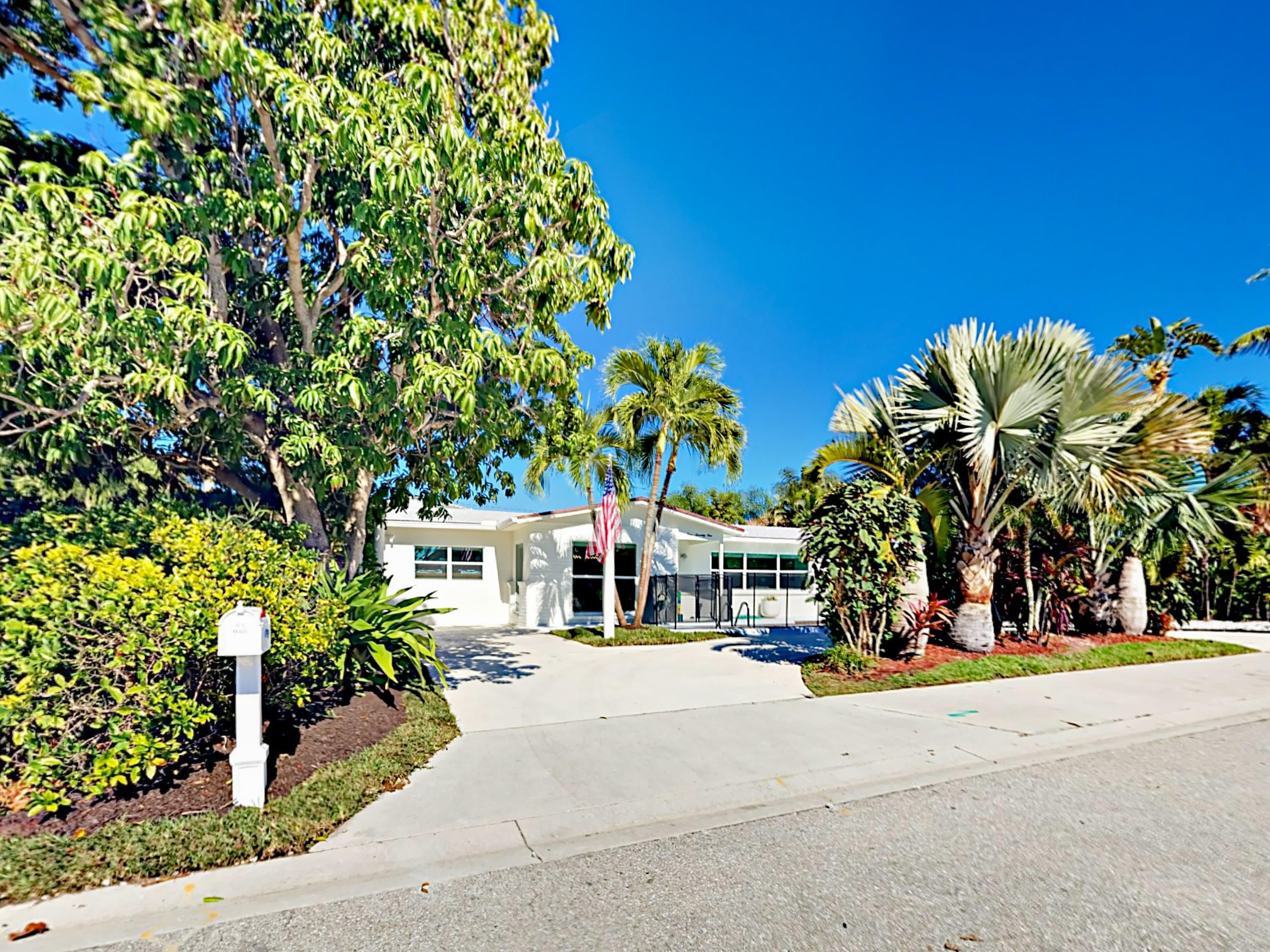 Welcome to Juno Beach! Your rental is professionally managed by TurnKey Vacation Rentals.