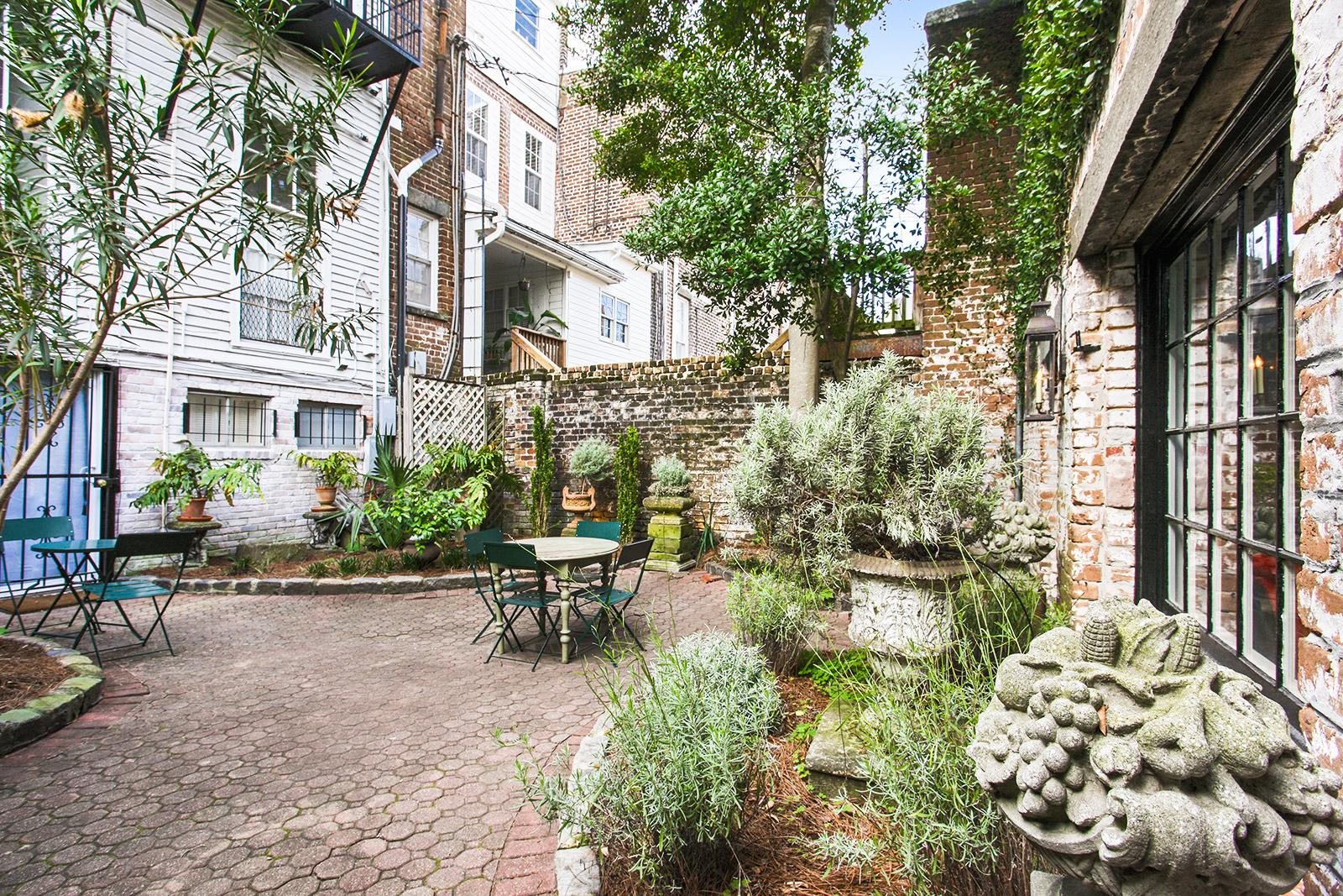 Property Image 2 - Carriage House in Historic District with Courtyard