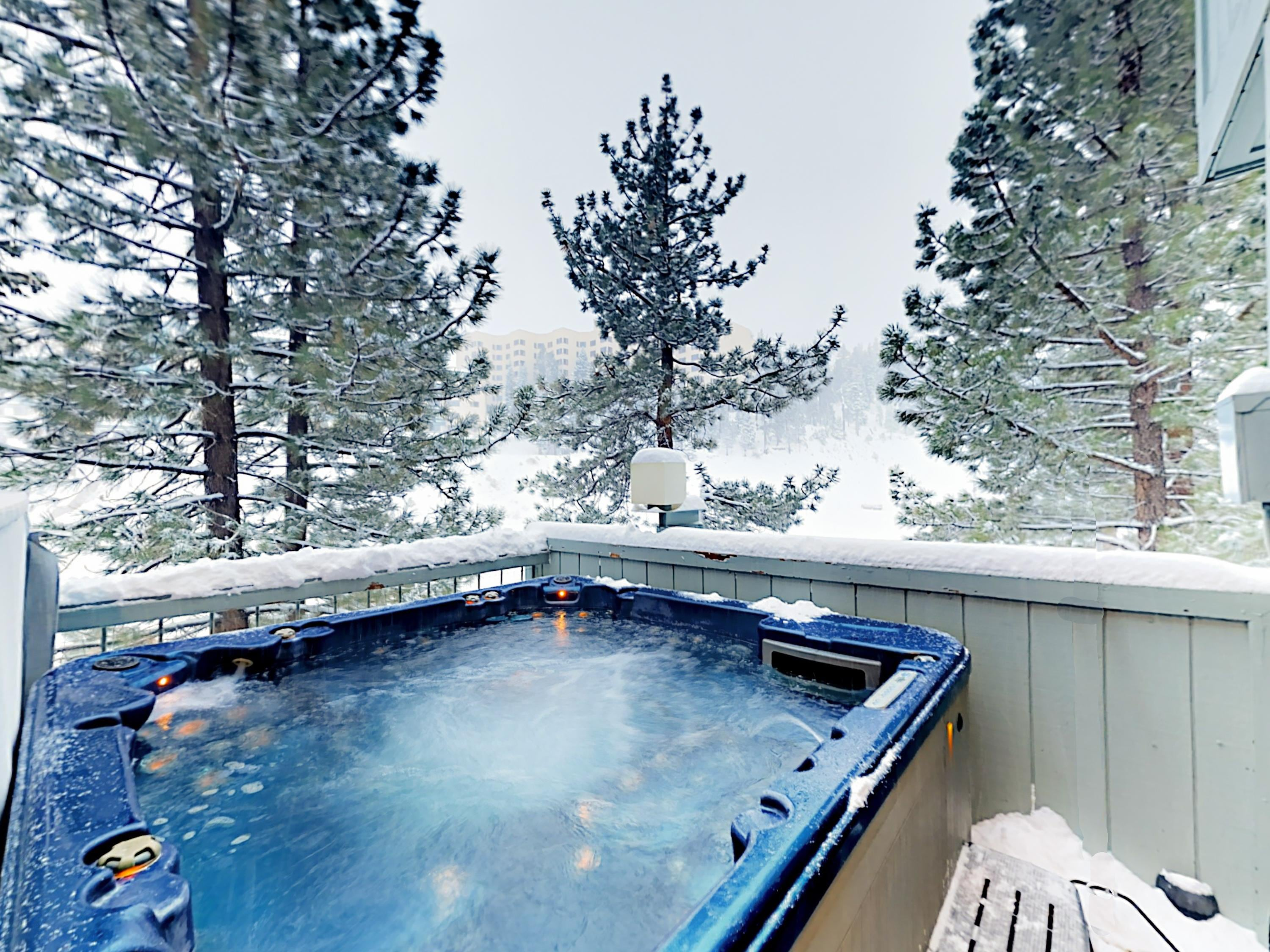 Welcome to South Lake Tahoe! This ultra-convenient townhouse is professionally managed by TurnKey Vacation Rentals.