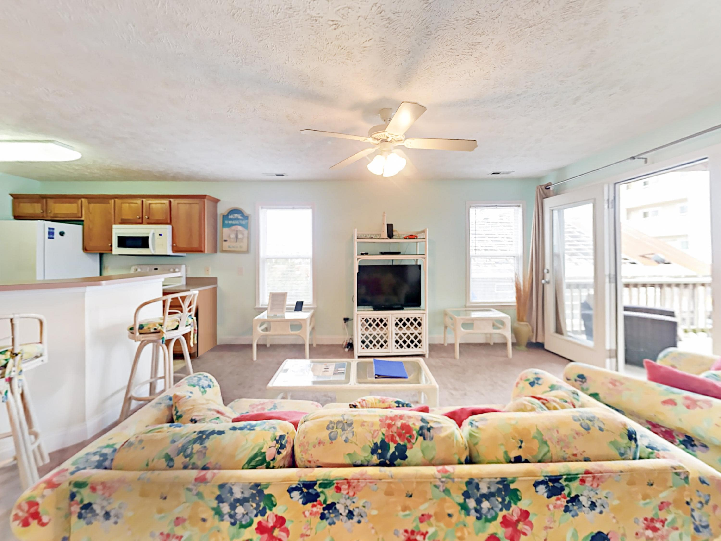 Welcome to Carolina Beach! Your rental is professionally managed by TurnKey Vacation Rentals.