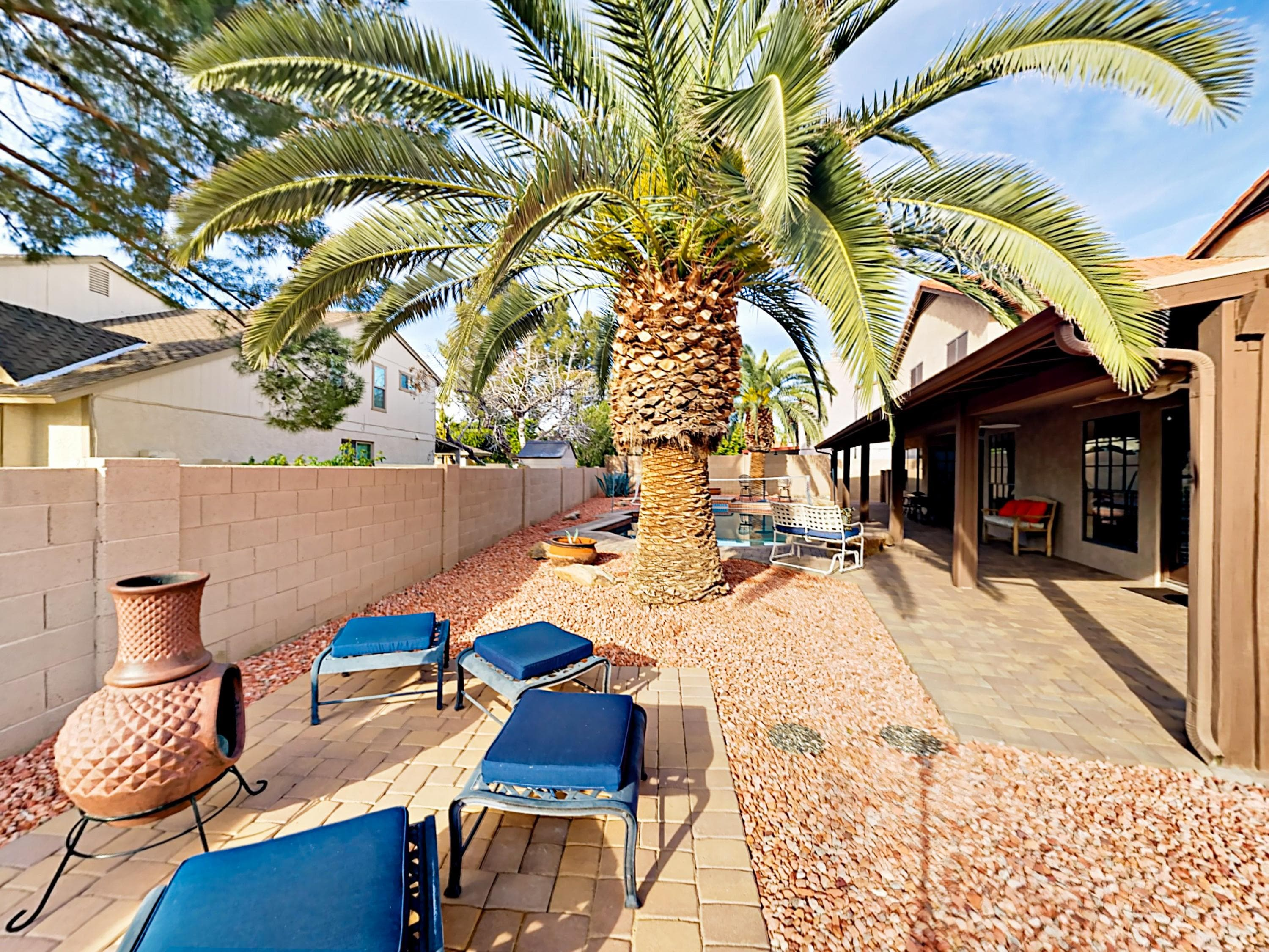 Inviting Central Scottsdale Stunner, Yard w/ Pool