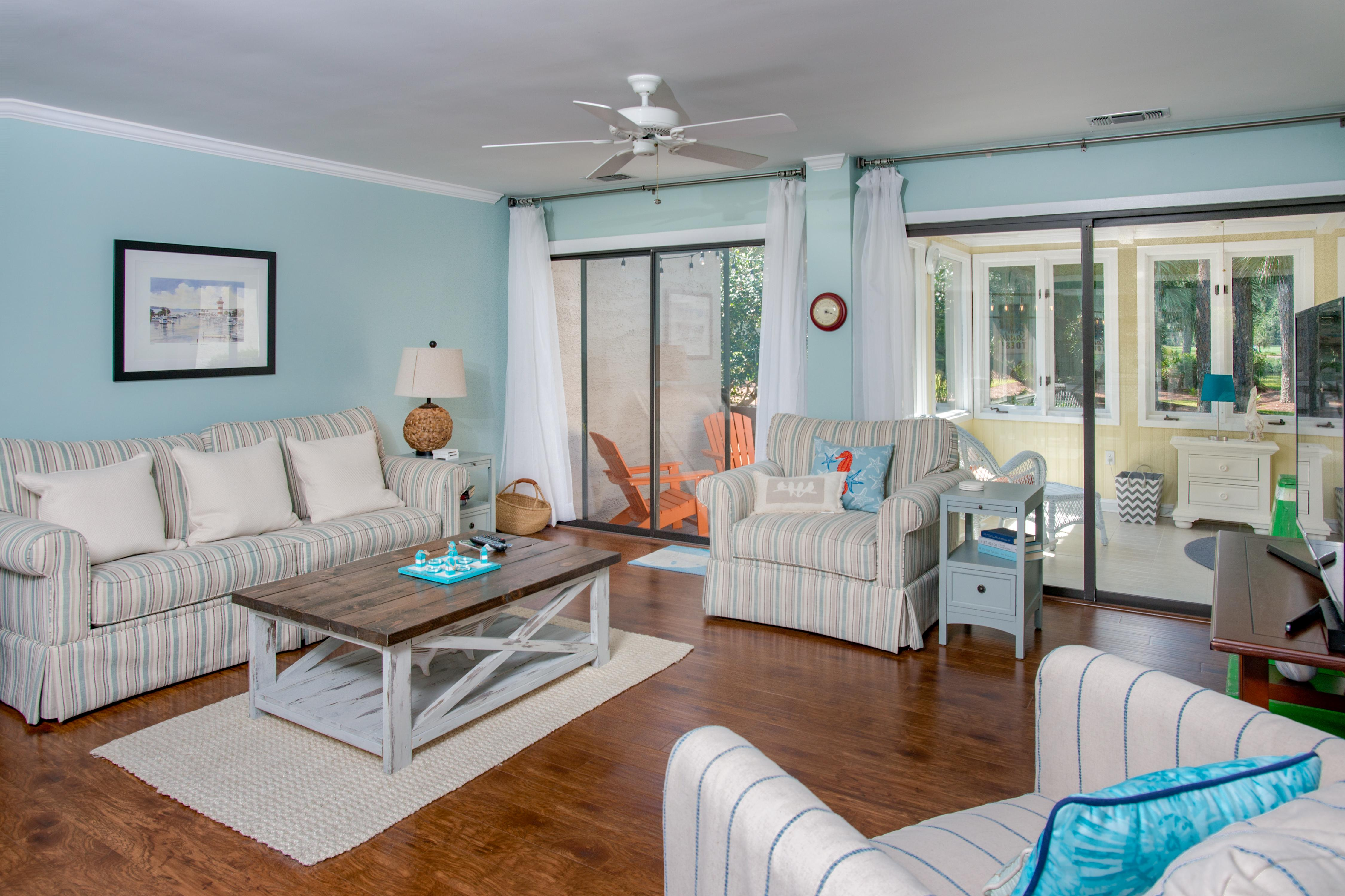 Welcome to Hilton Head Island! This villa is professionally managed by TurnKey Vacation Rentals.