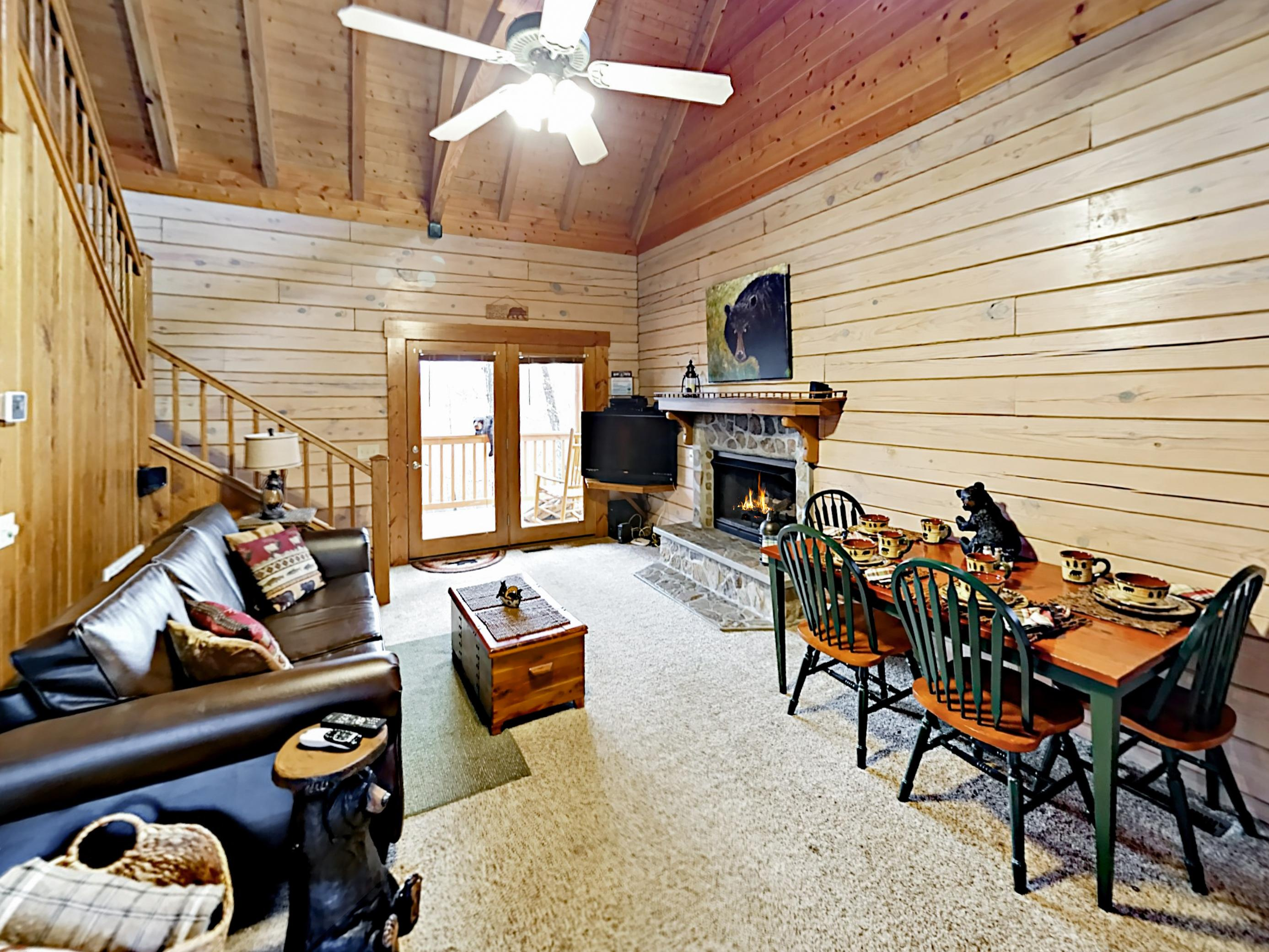 Welcome to Gatlinburg! This rental is professionally managed by TurnKey Vacation Rentals.