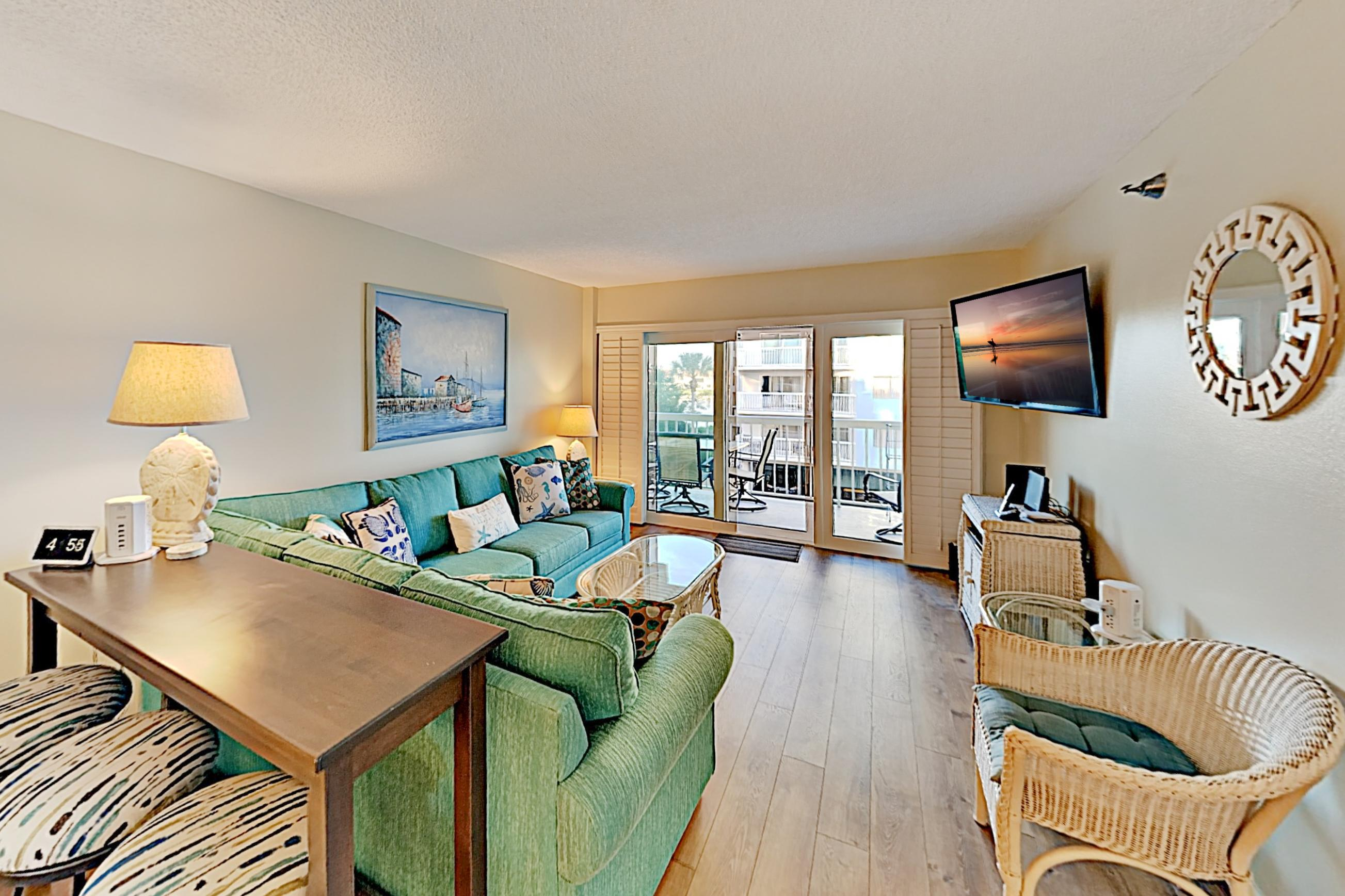 Welcome to Indian Shores! This condo is professionally managed by TurnKey Vacation Rentals.