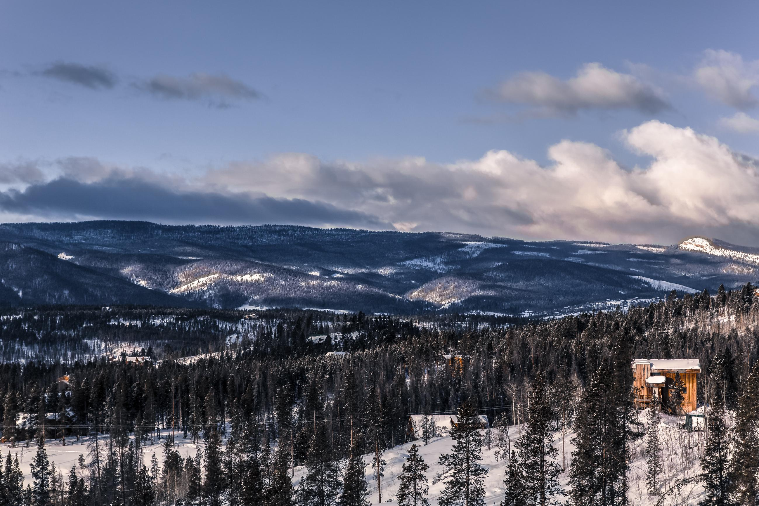 Enjoy easy access to Winter Park Resort with The Lift -- the city's free shuttle, with a stop just across the street.