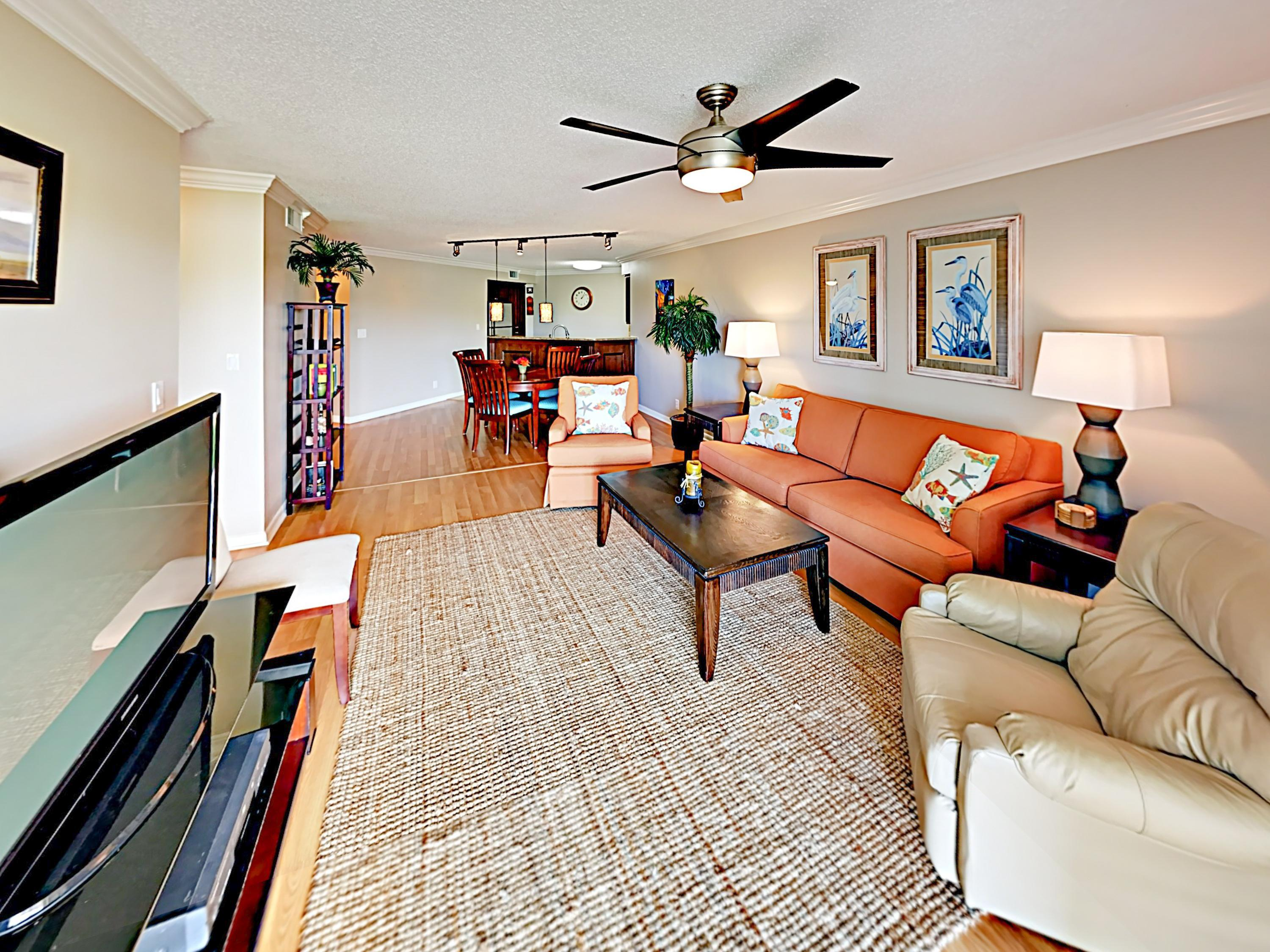 Welcome to St. Petersburg! This condo is professionally managed by TurnKey Vacation Rentals.