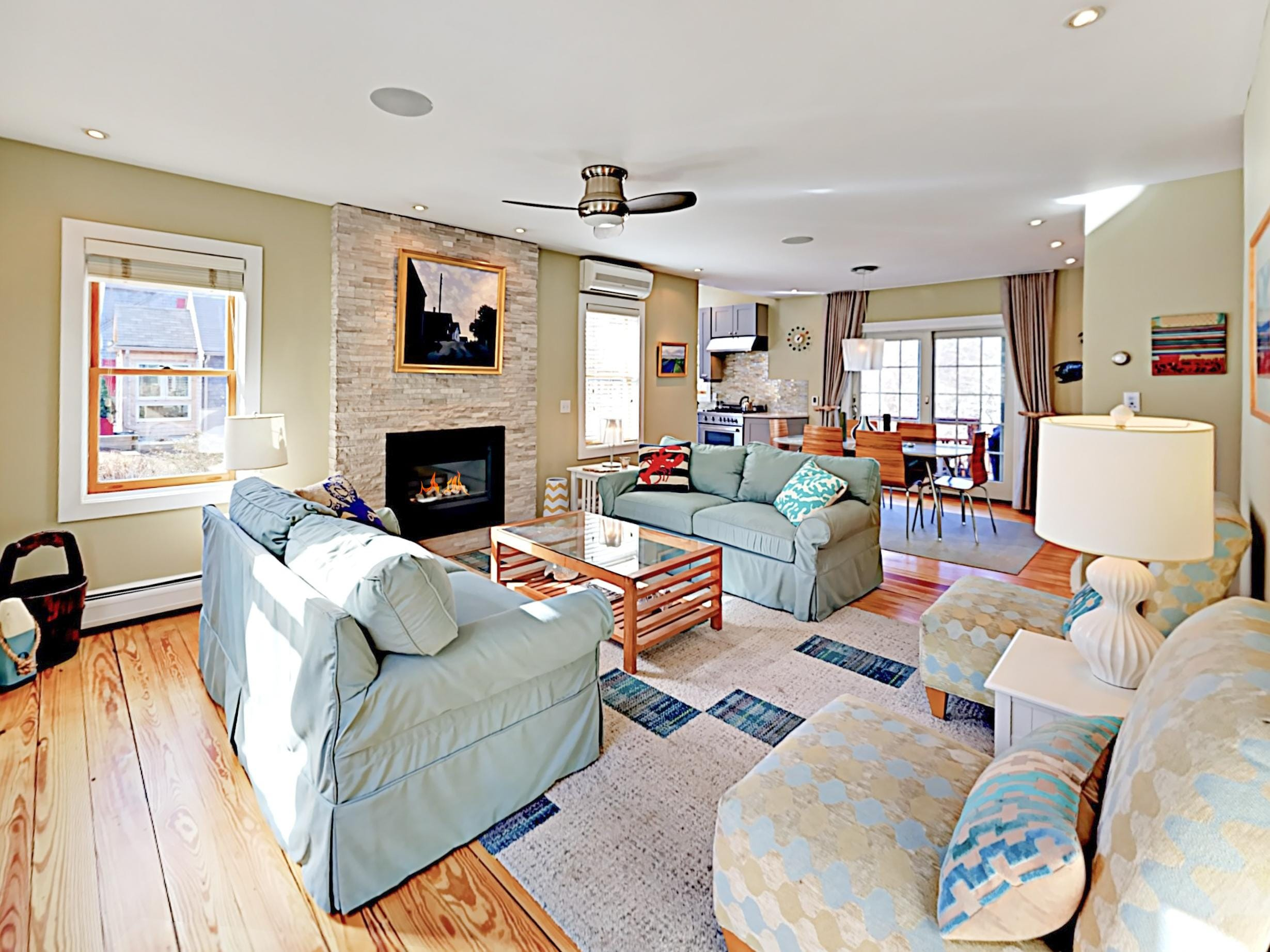 Welcome to Provincetown! This home is professionally managed by TurnKey Vacation Rentals.