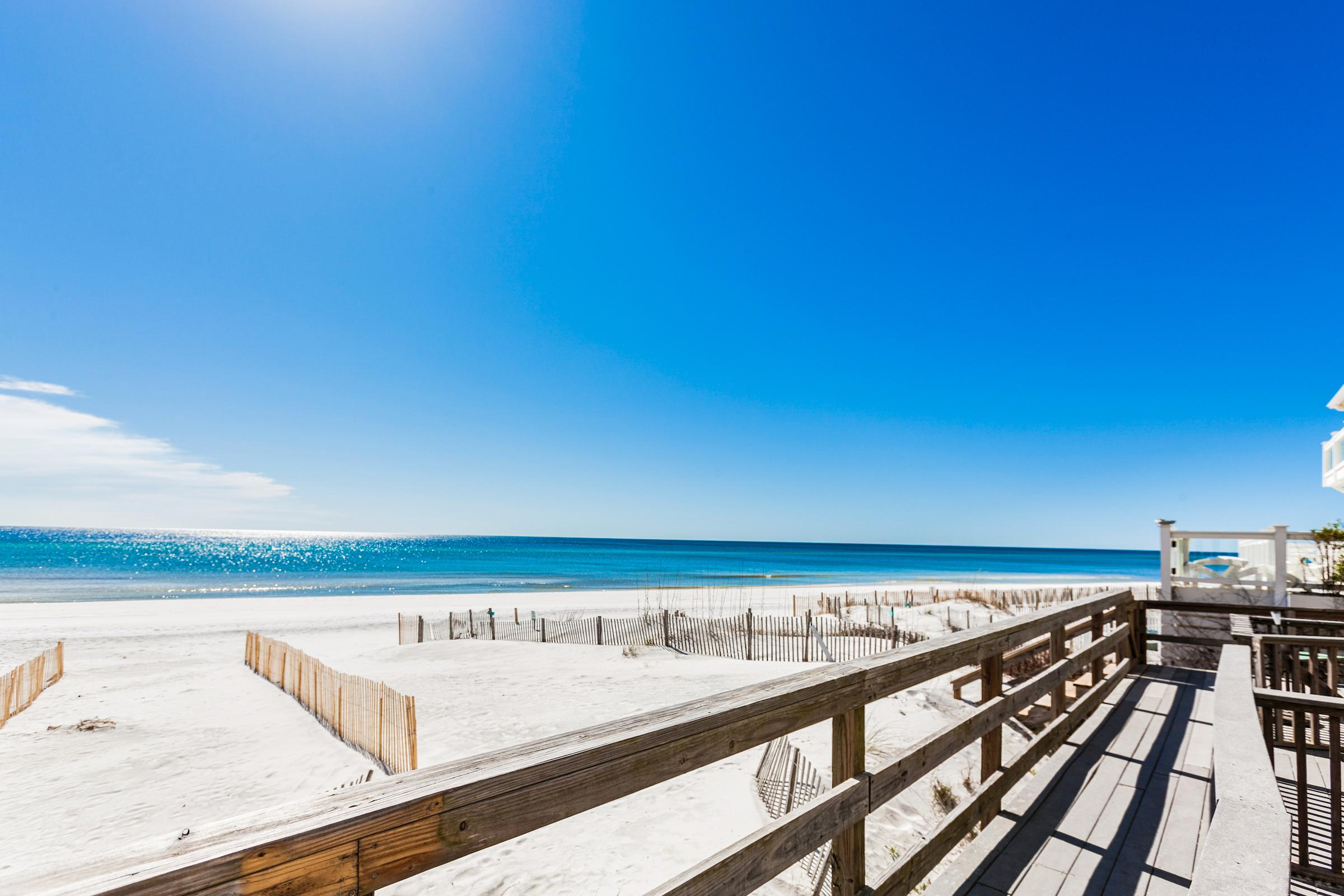 Welcome to Seagrove Beach! This condo is professionally managed by TurnKey Vacation Rentals.