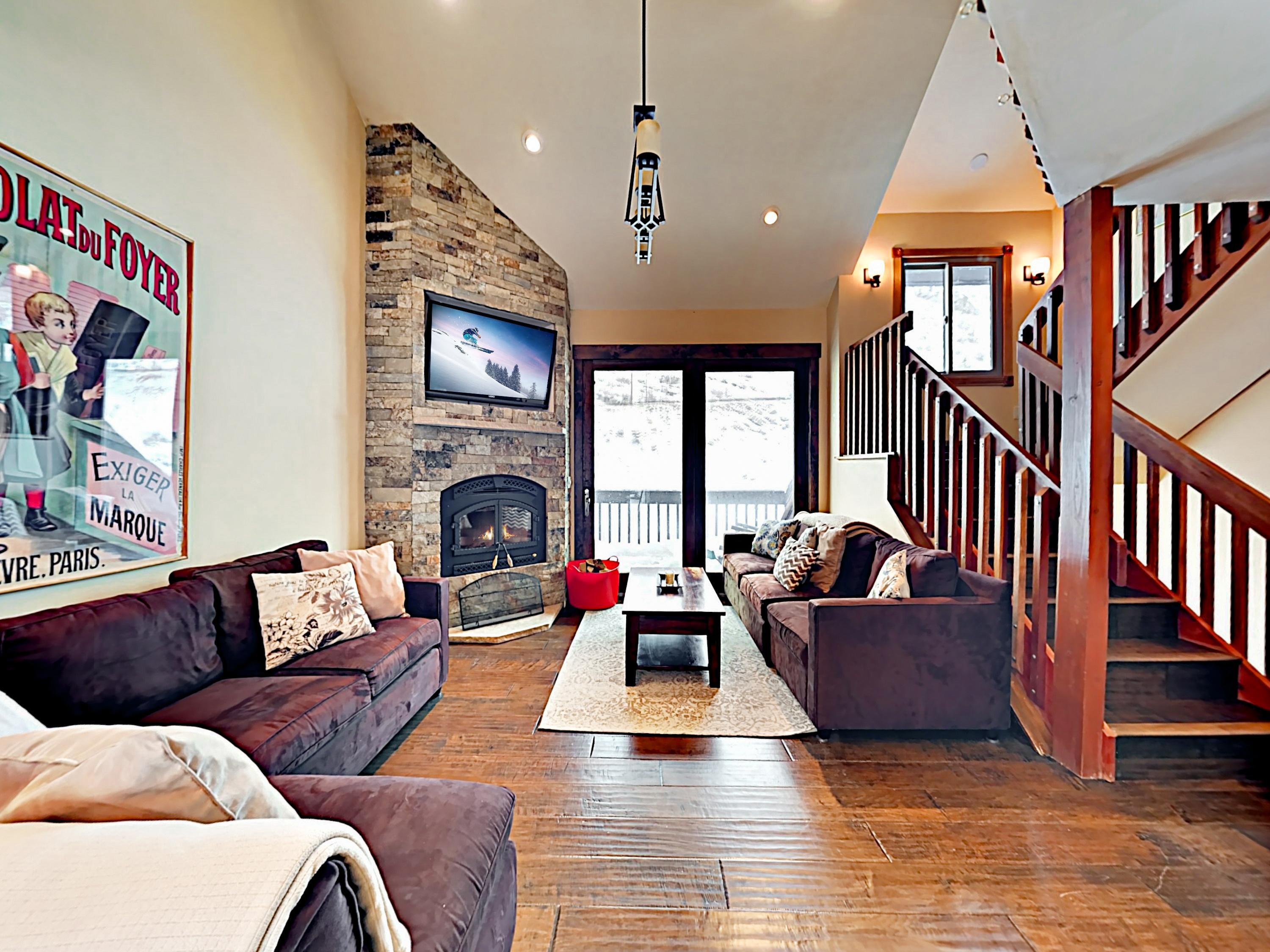 Welcome to Vail! This townhouse is professionally managed by TurnKey Vacation Rentals.