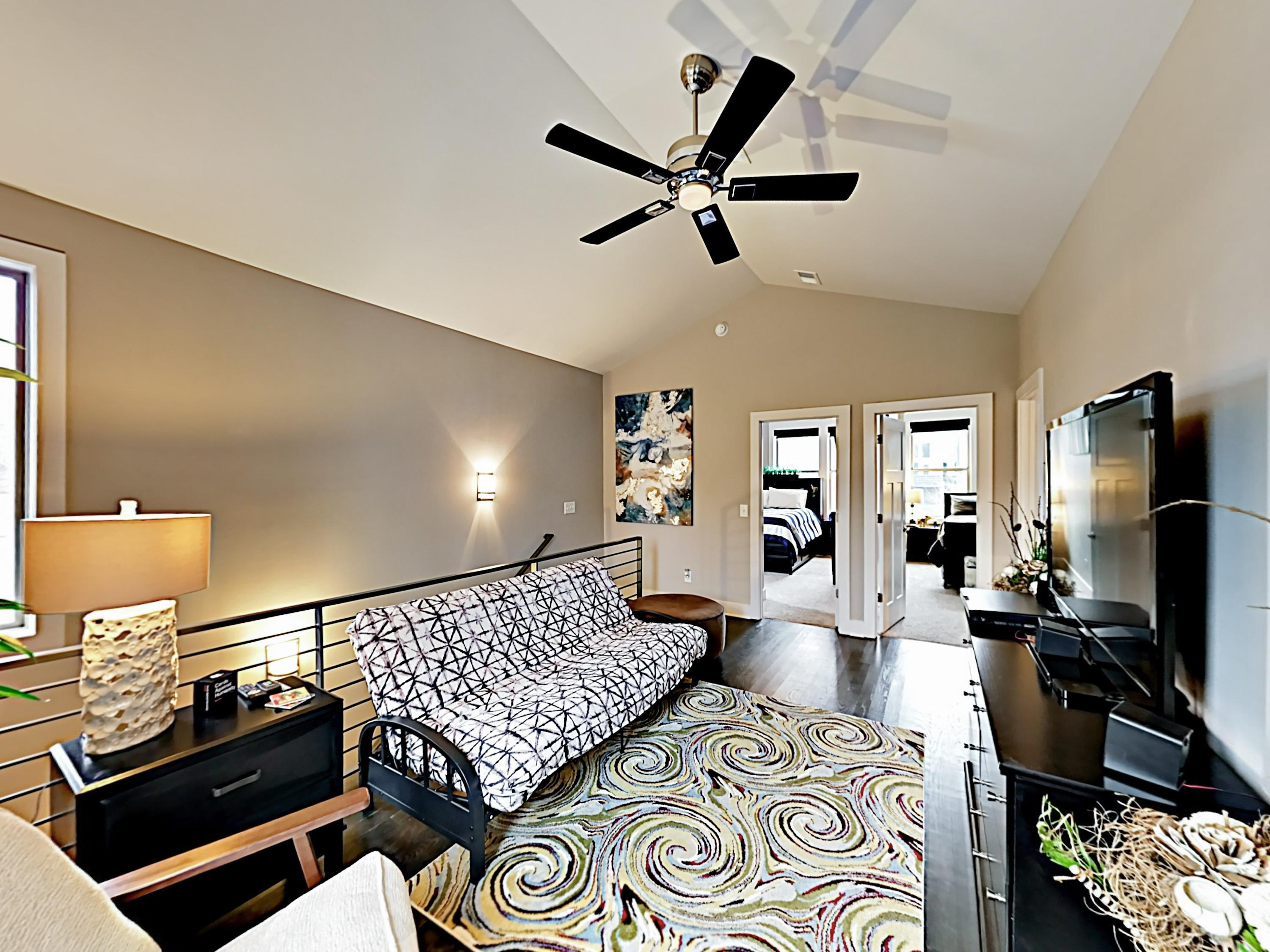 Welcome to Nashville! This townhouse is professionally managed by TurnKey Vacation Rentals.