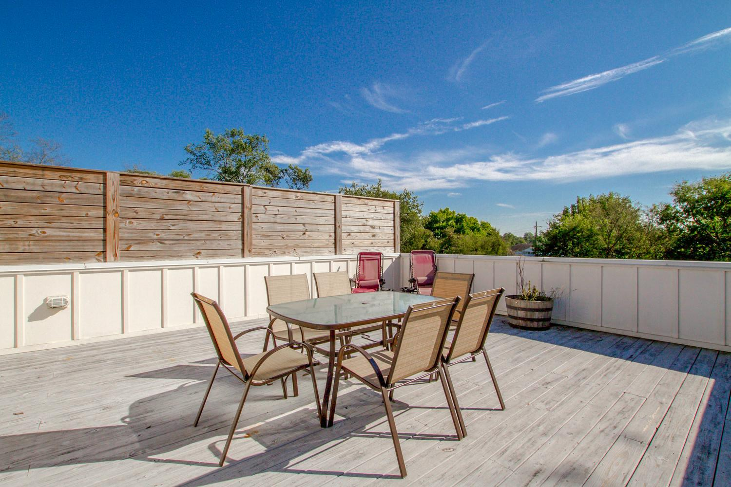 Property Image 2 - Contemporary, Bright Townhome with Rooftop Deck