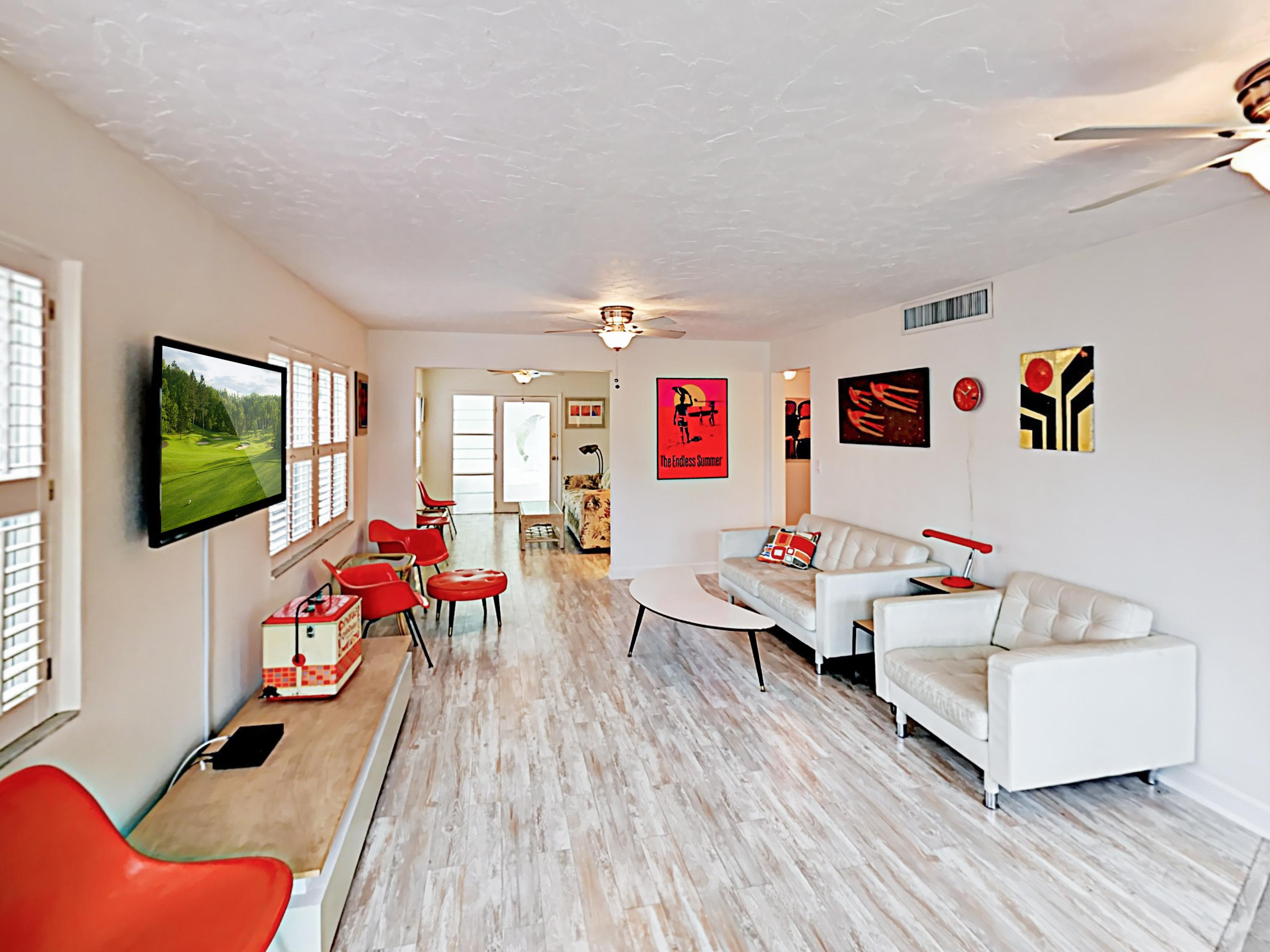 Welcome to Indian Rocks Beach! This home is professionally managed by TurnKey Vacation Rentals.