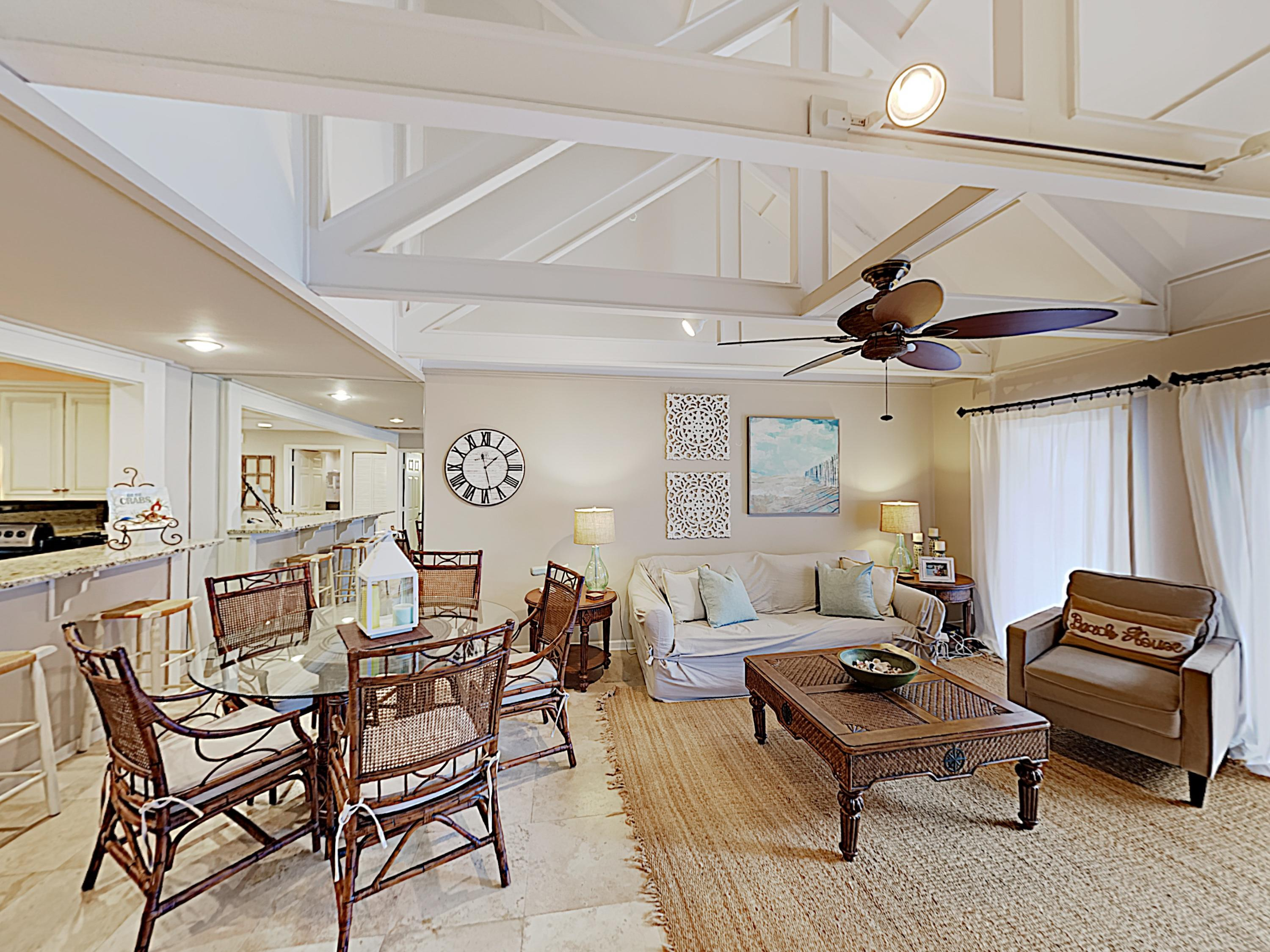 Welcome to Hilton Head! This townhome is professionally managed by TurnKey Vacation Rentals.