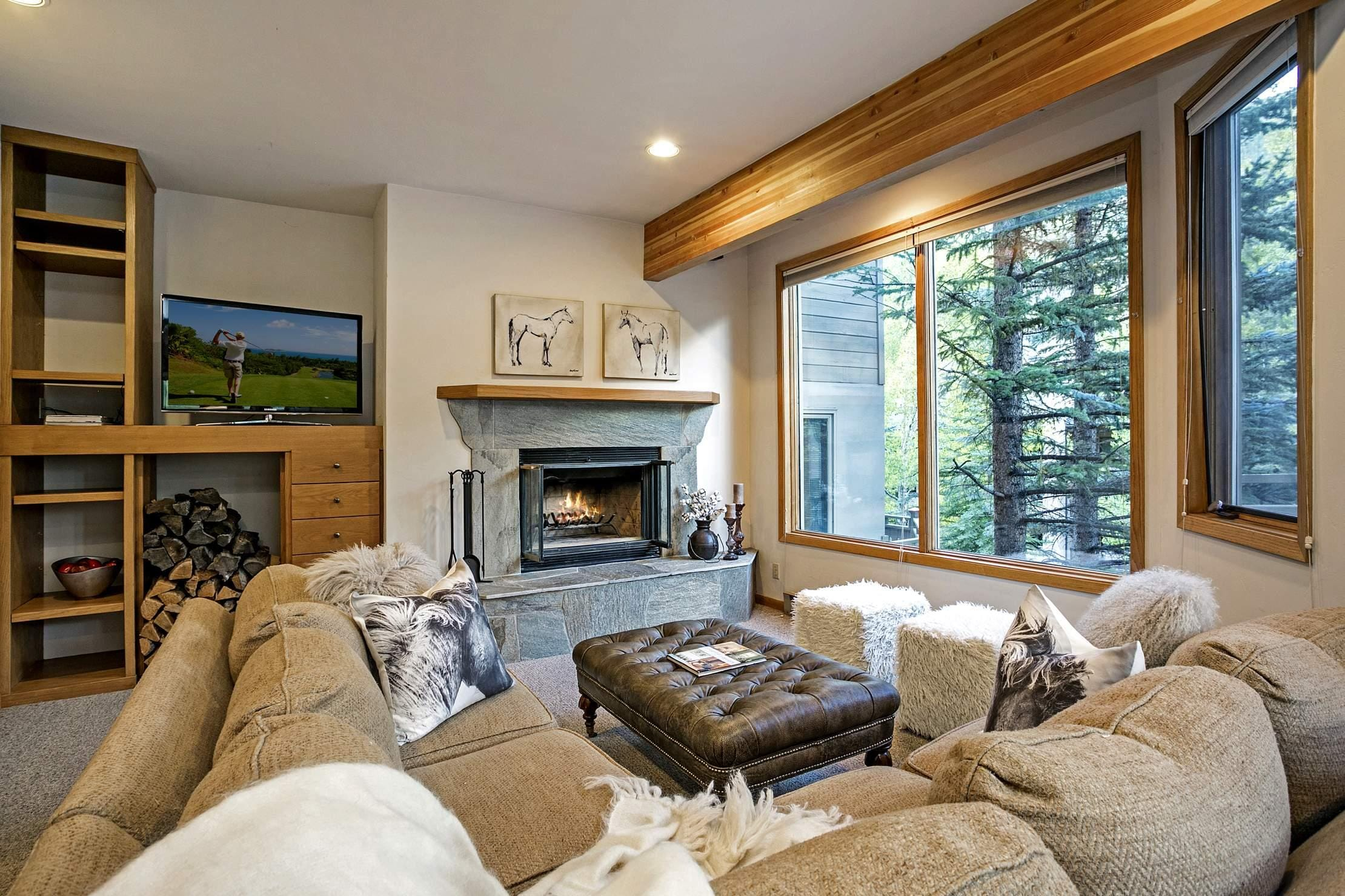 Welcome to Vail! This home is professionally managed by TurnKey Vacation Rentals.