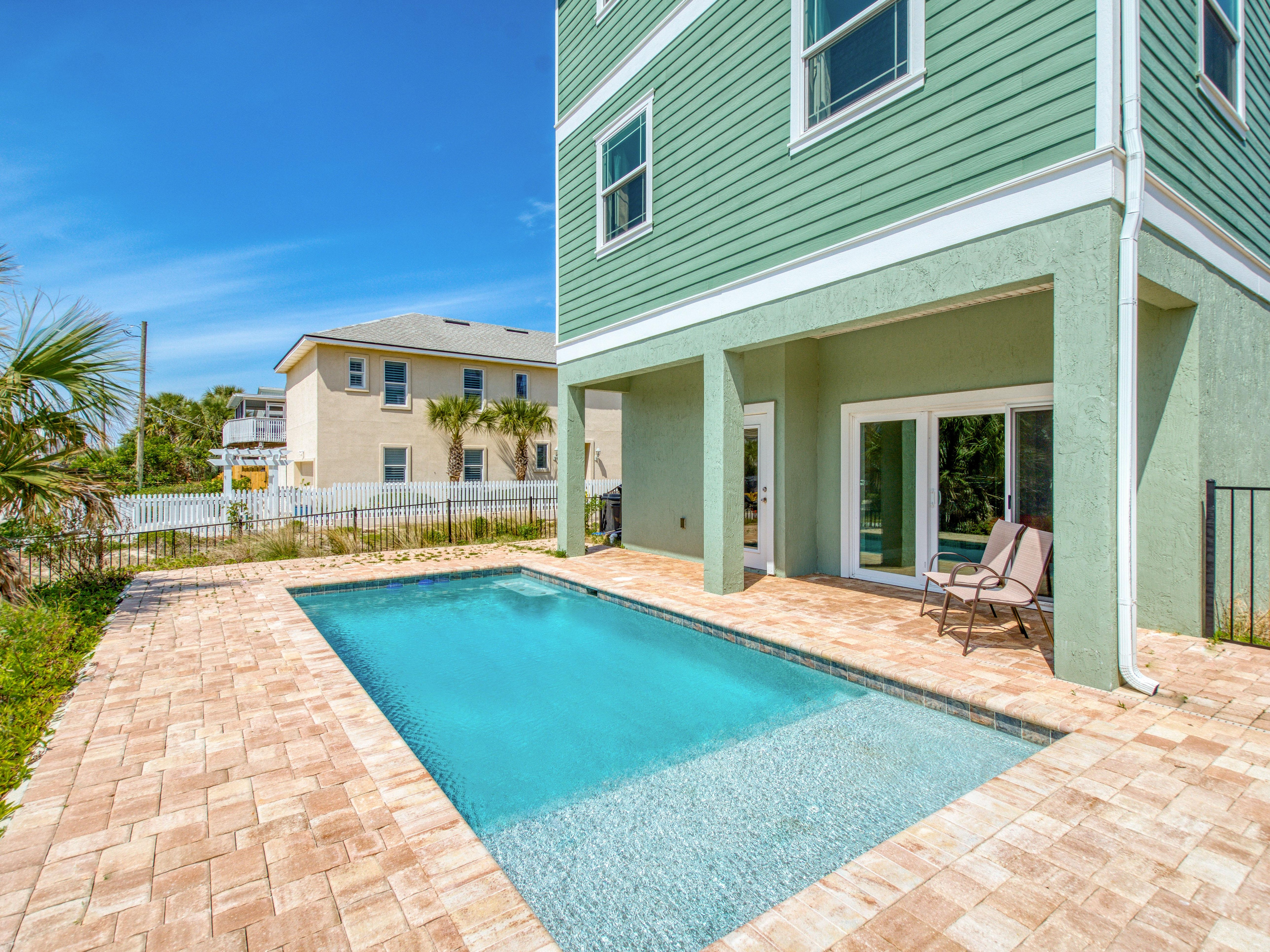 """Verona by the Sea"" w/ Ocean Views & Pool"
