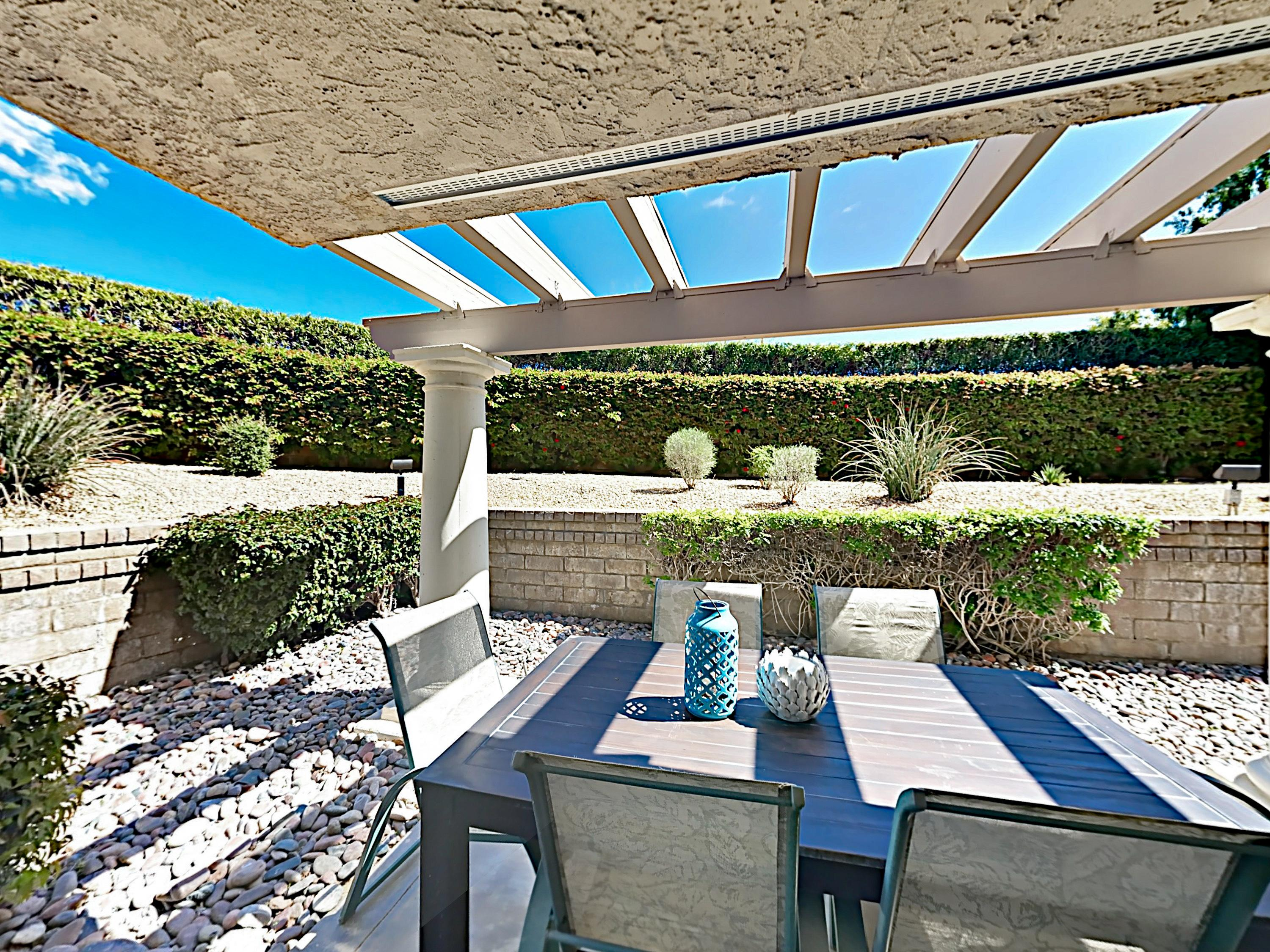 Property Image 2 - Remodeled Mesquite Country Club Condo with Sunny Patio