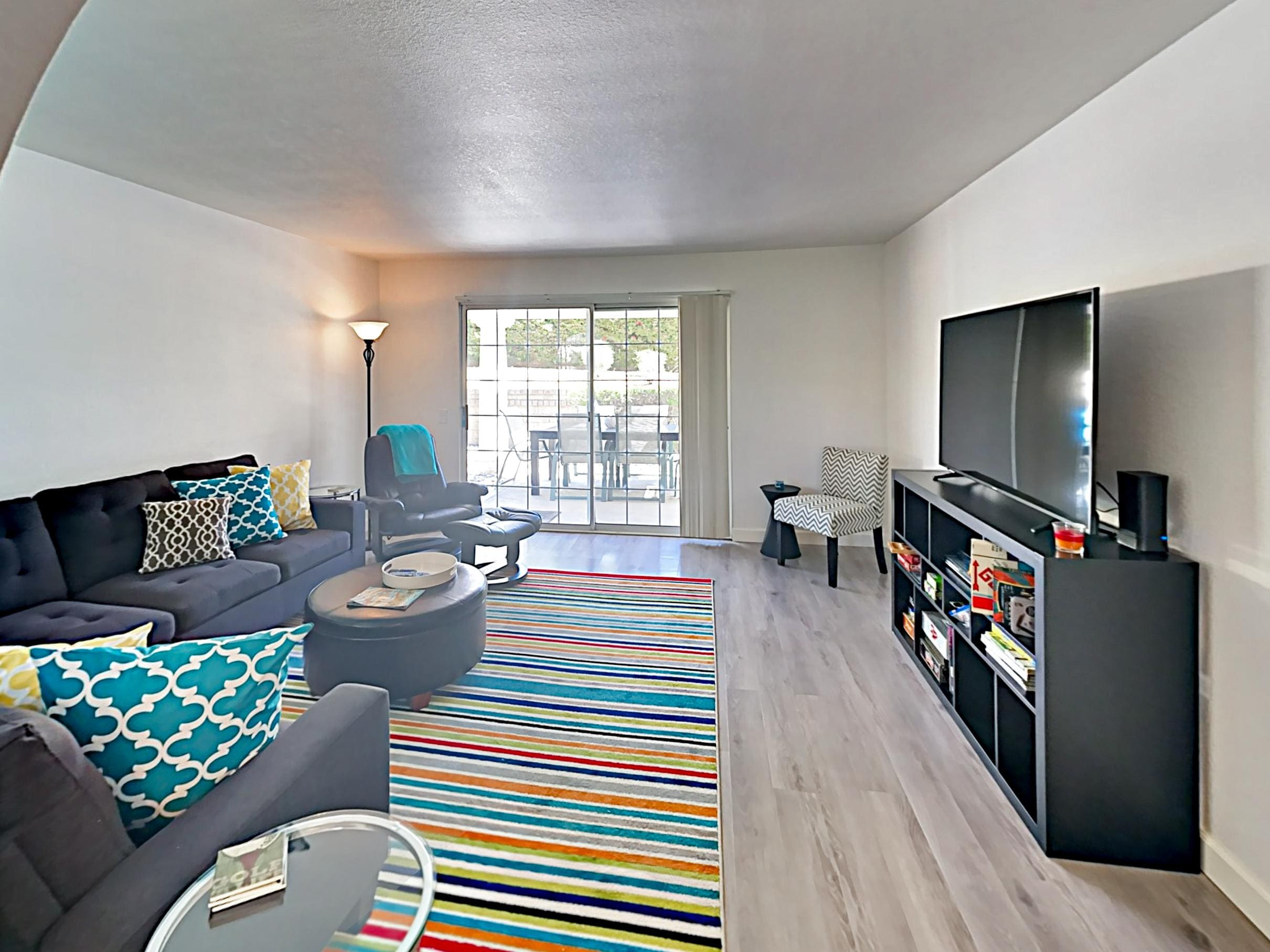 Property Image 1 - Remodeled Mesquite Country Club Condo with Sunny Patio