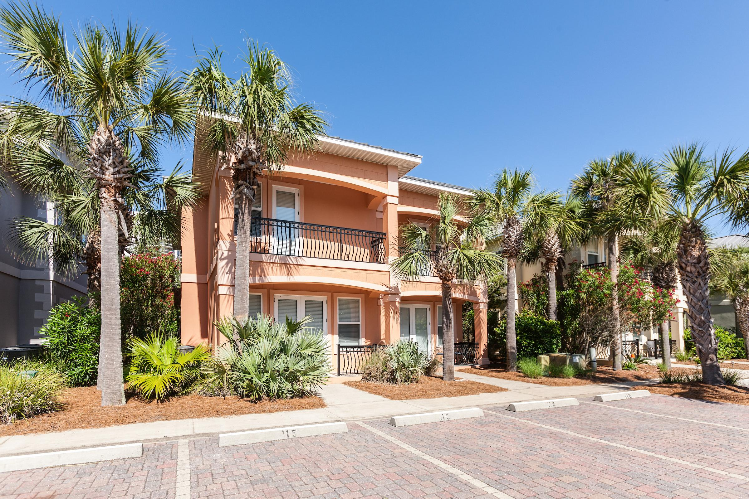 Welcome to Miramar Beach Villas! This condo is professionally managed by TurnKey Vacation Rentals.