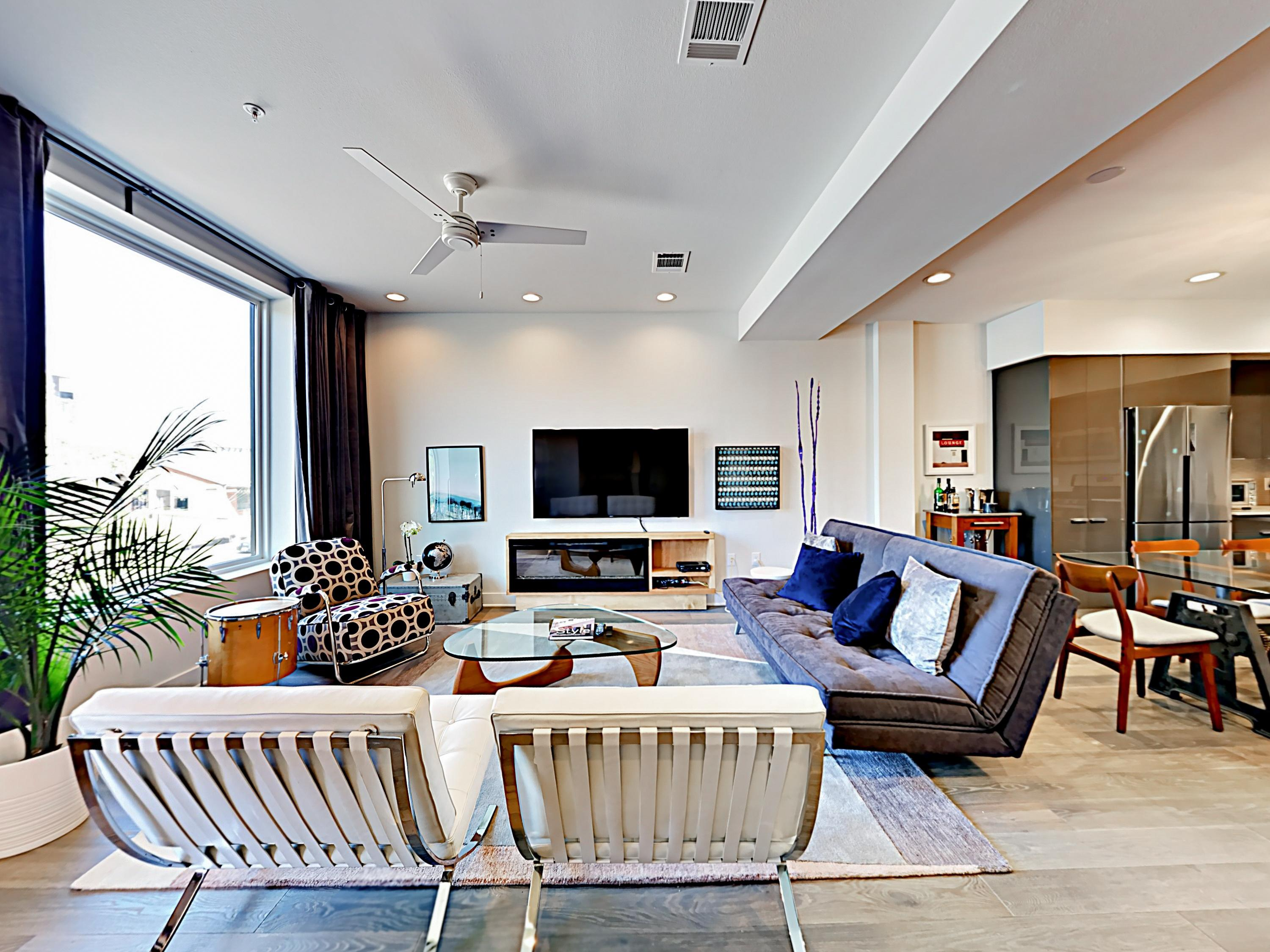 Welcome to Austin! This stylish condo is professionally managed by TurnKey Vacation Rentals.