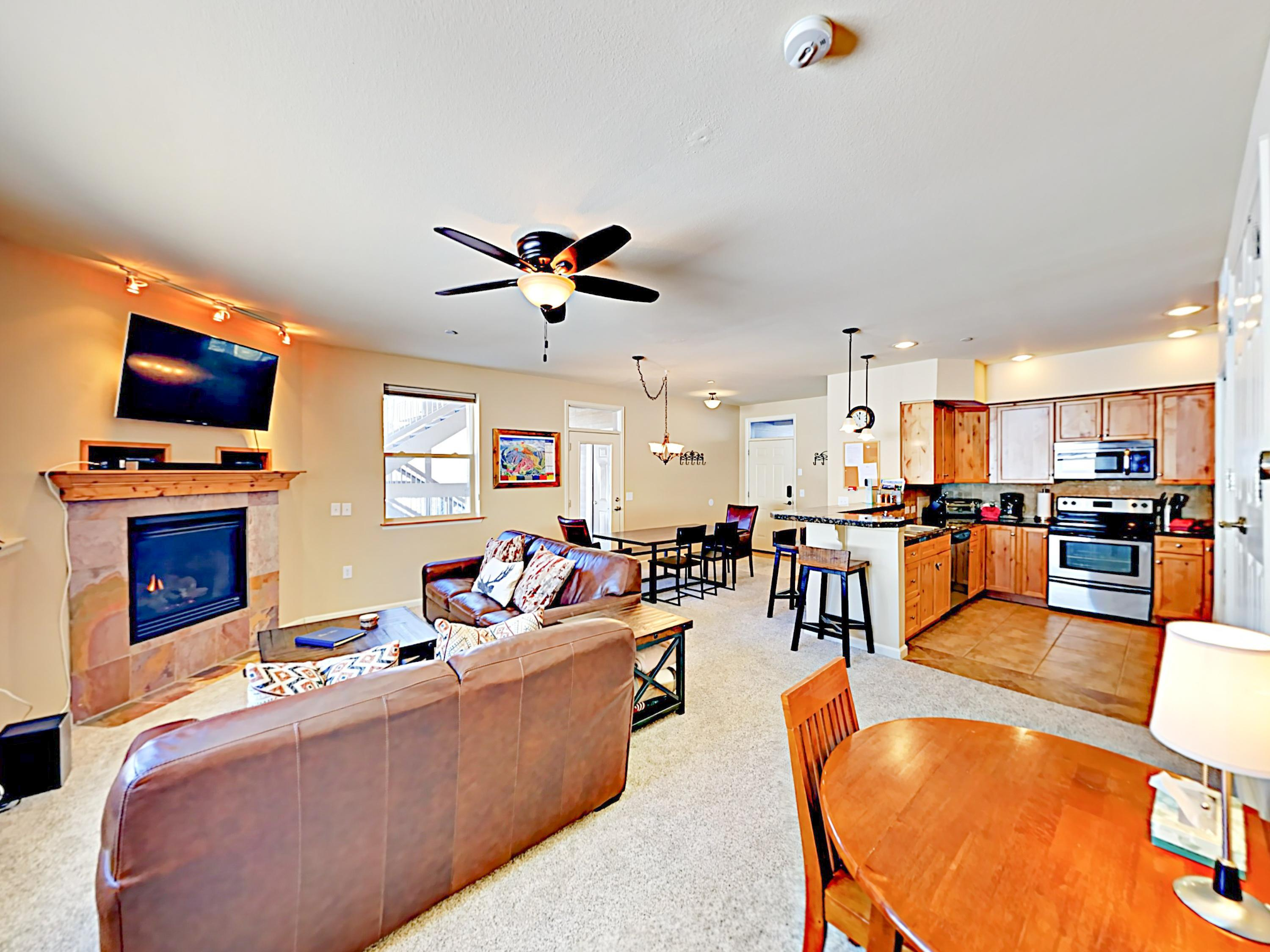 Welcome! This condo is professionally managed by TurnKey Vacation Rentals.