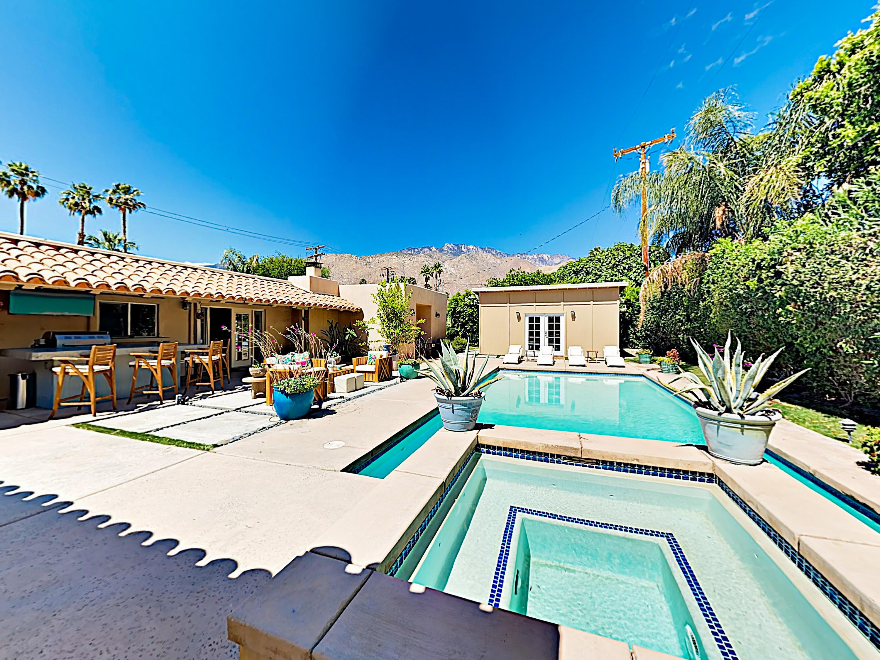 Welcome to Palm Springs! This Movie Colony East home is professionally managed by TurnKey Vacation Rentals.