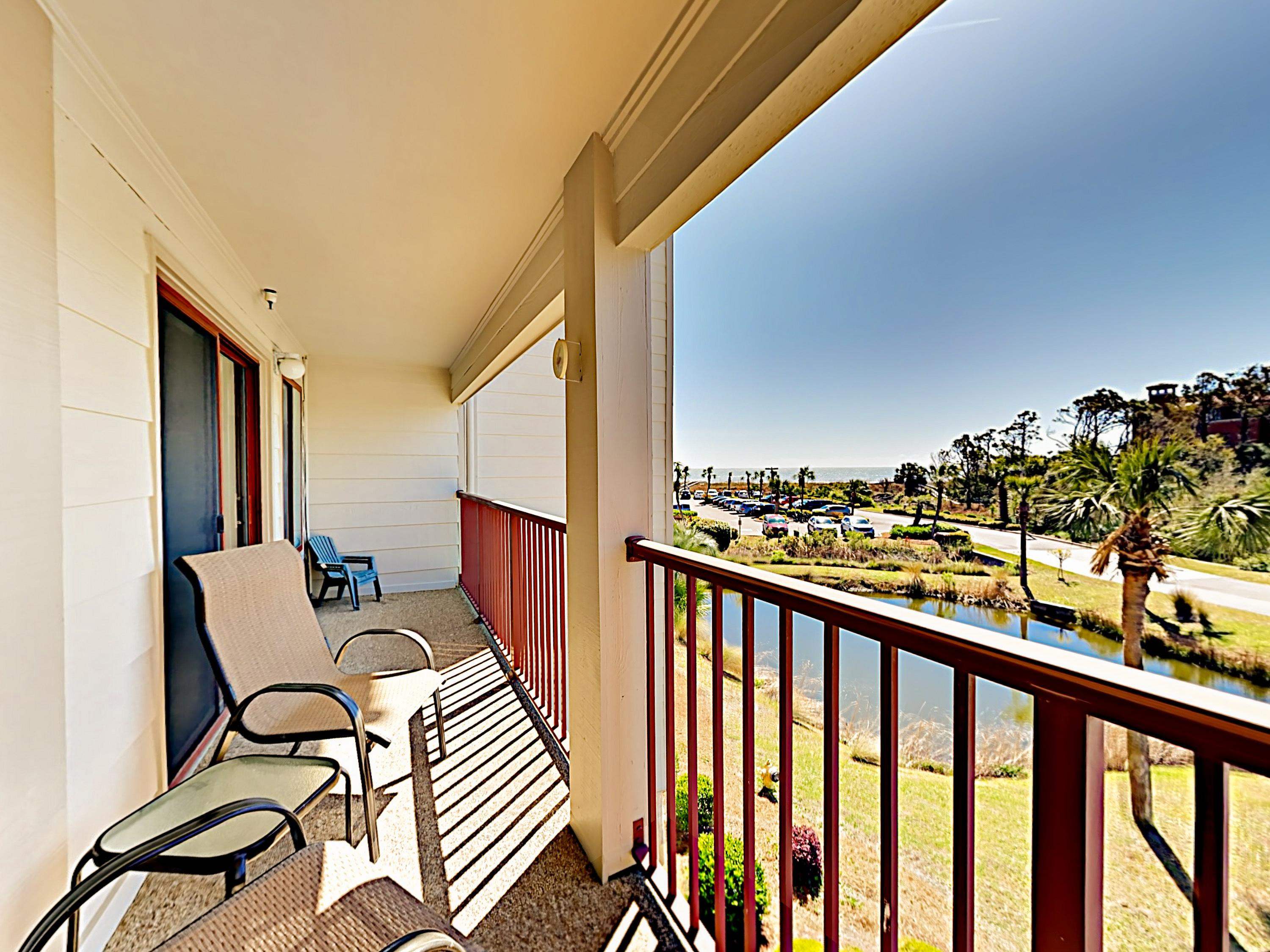 Welcome to Hilton Head Island! This condo is professionally managed by TurnKey Vacation Rentals.
