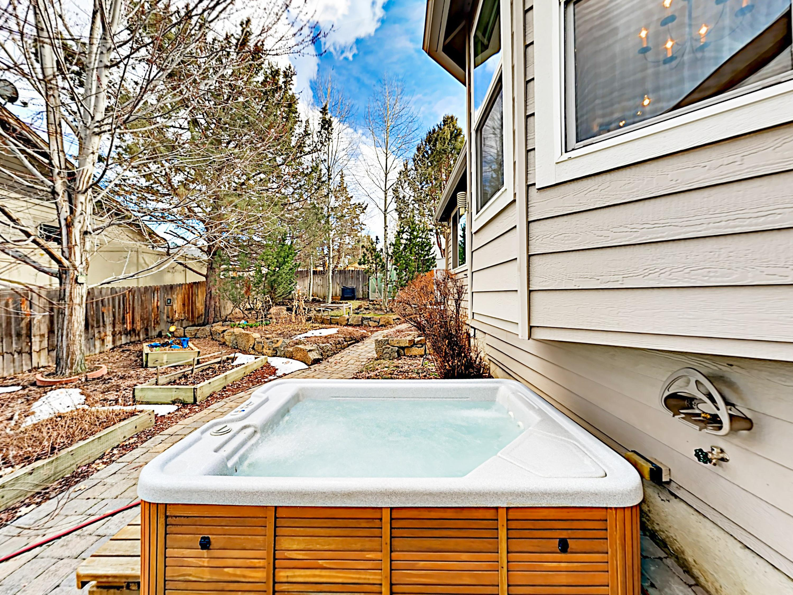 Lovely Home w/ Backyard Hot Tub & Koi Pond