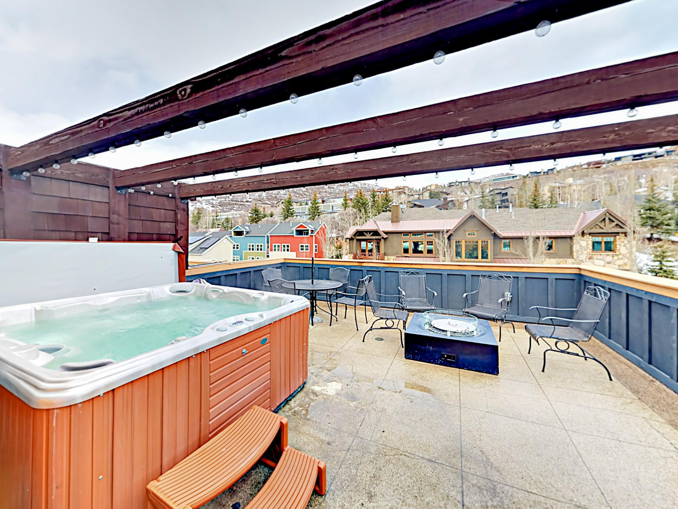 Property Image 1 - Expansive Ski Retreat Offering Heated Rooftop with Hot Tub