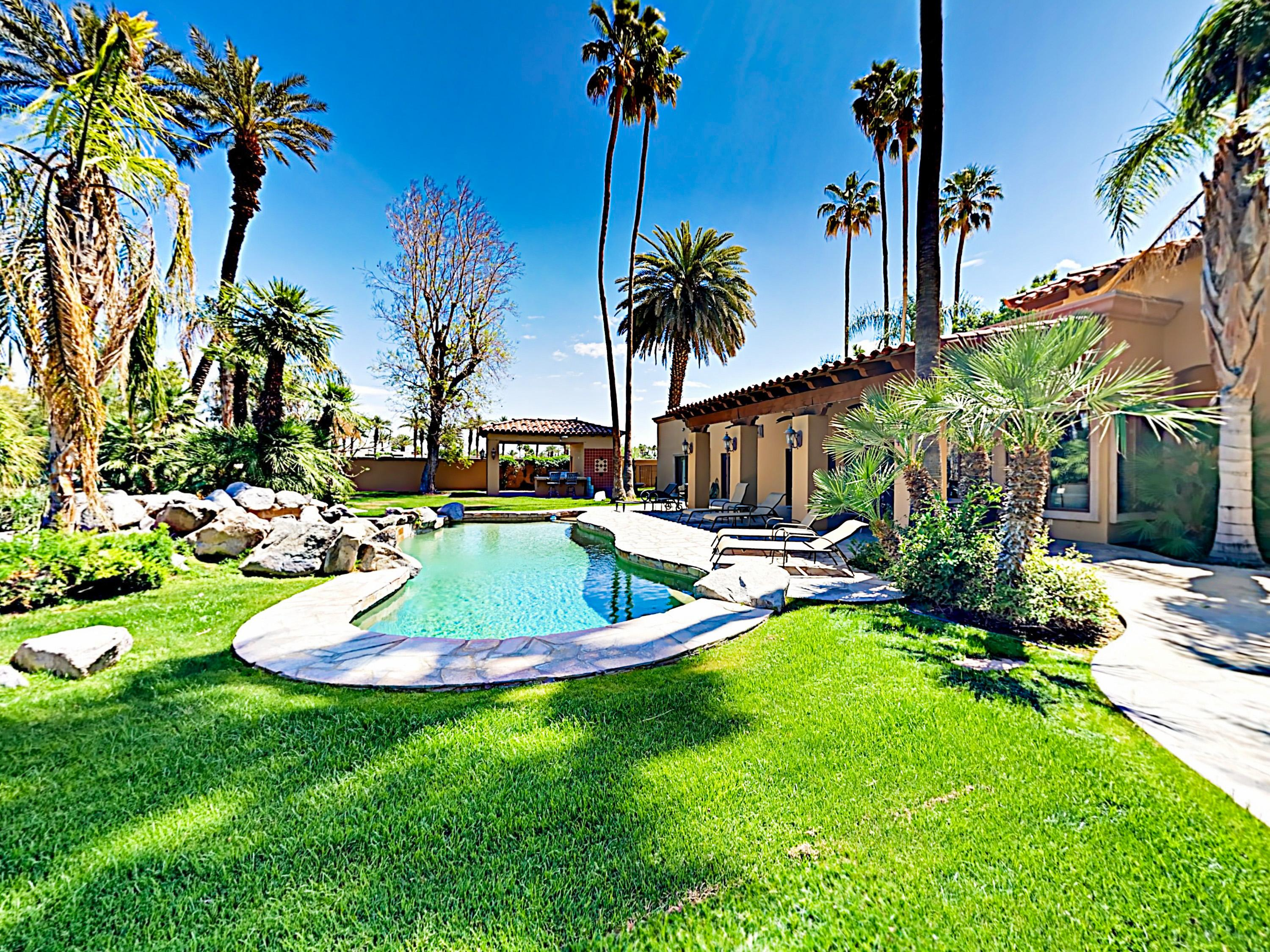 Welcome to Rancho Mirage! This home is professionally managed by TurnKey Vacation Rentals.