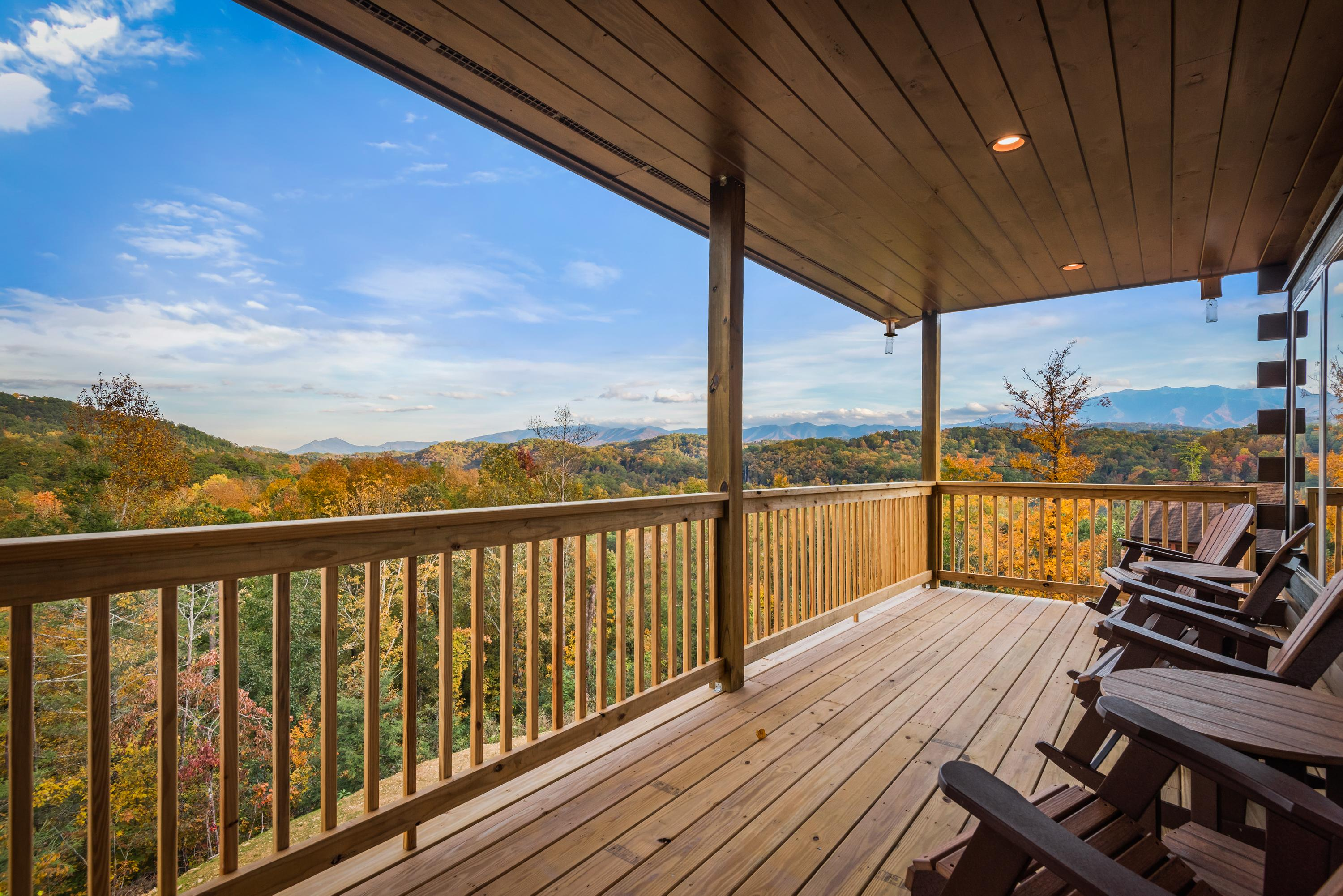 Property Image 1 - Stunning Mountain Home with Sweeping Views of the Valley