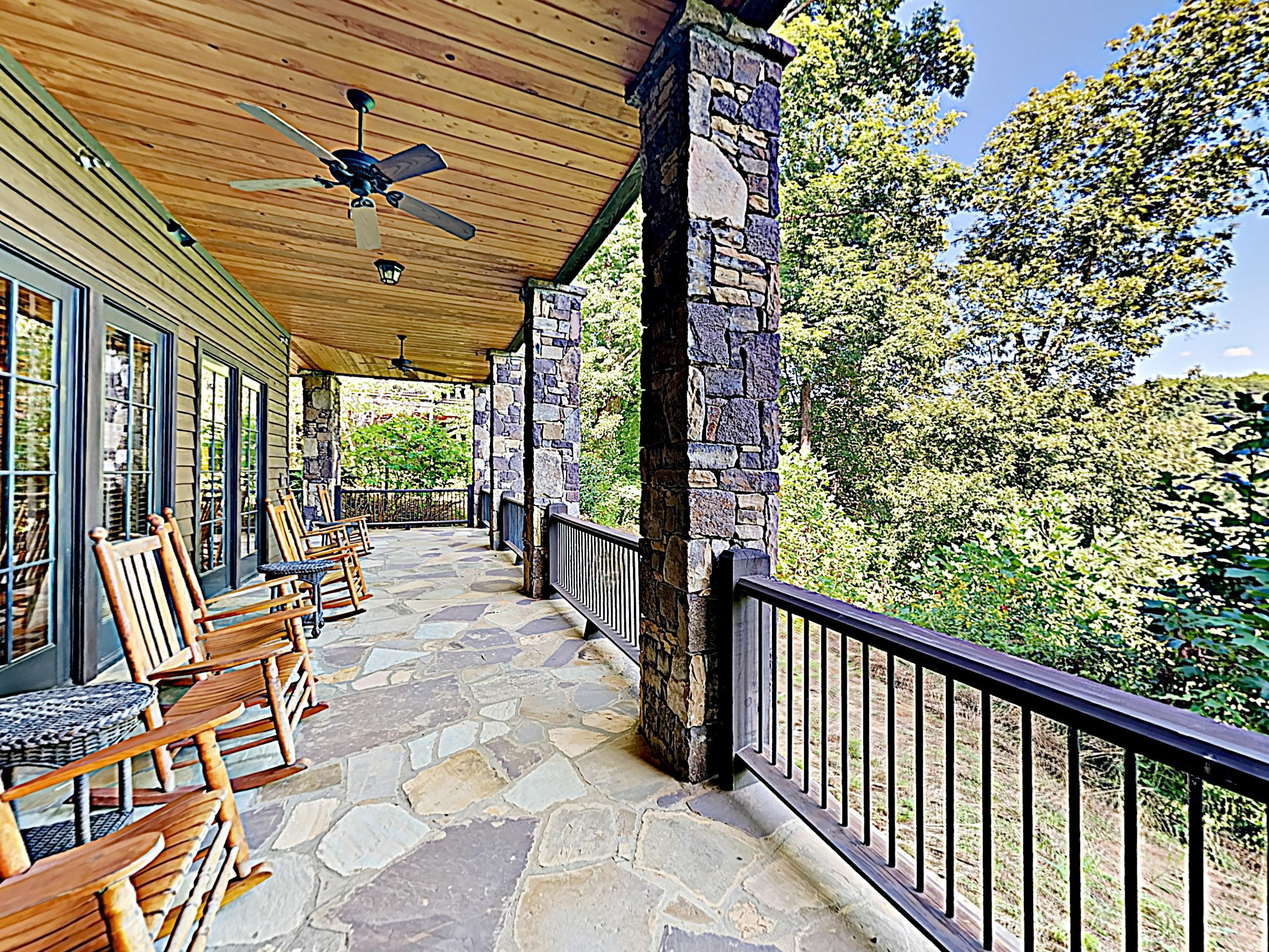 Welcome to Mill Spring! This villa is professionally managed by TurnKey Vacation Rentals.