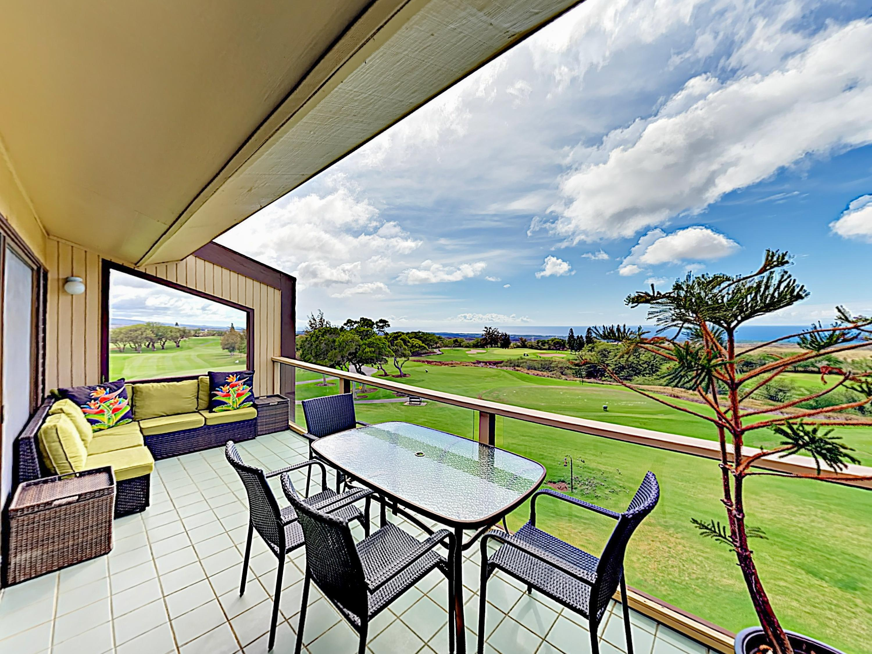 Welcome to Waikoloa Village! This ocean-view condo is professionally managed by TurnKey Vacation Rentals.