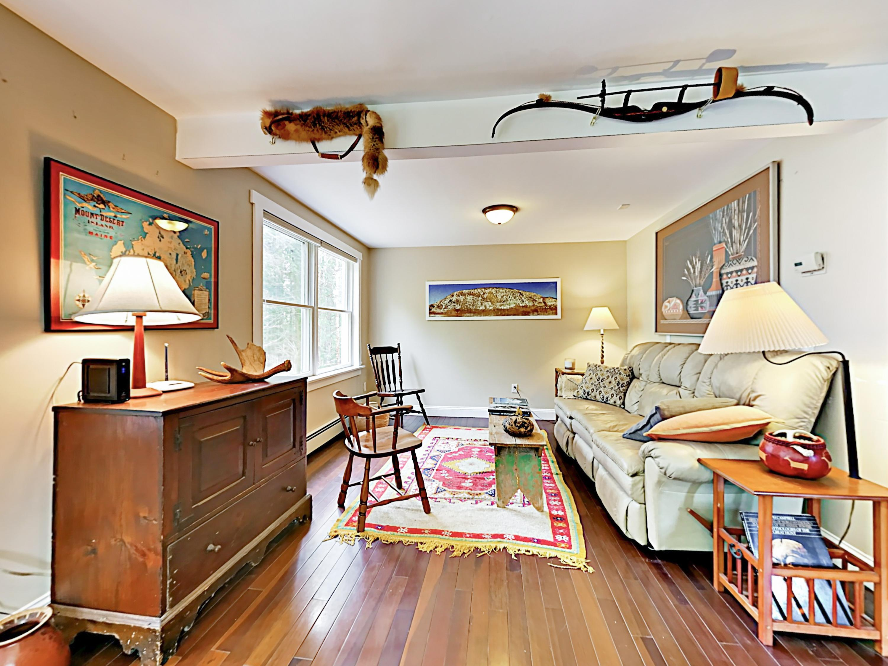 Welcome to Bar Harbor. This cottage is professionally managed by TurnKey Vacation Rentals.