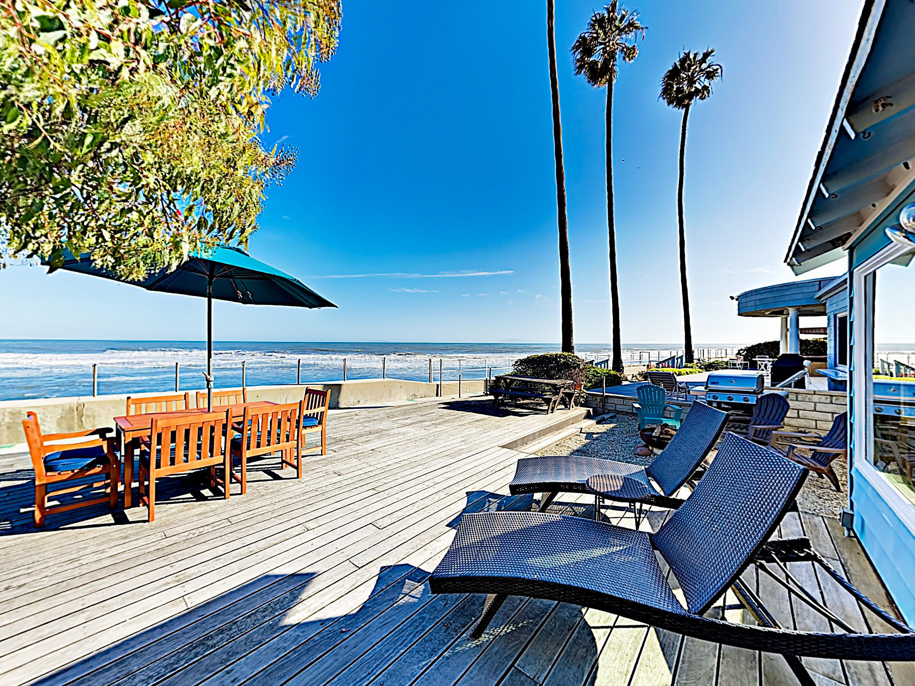 Welcome to Ventura! This home is professionally managed by TurnKey Vacation Rentals.