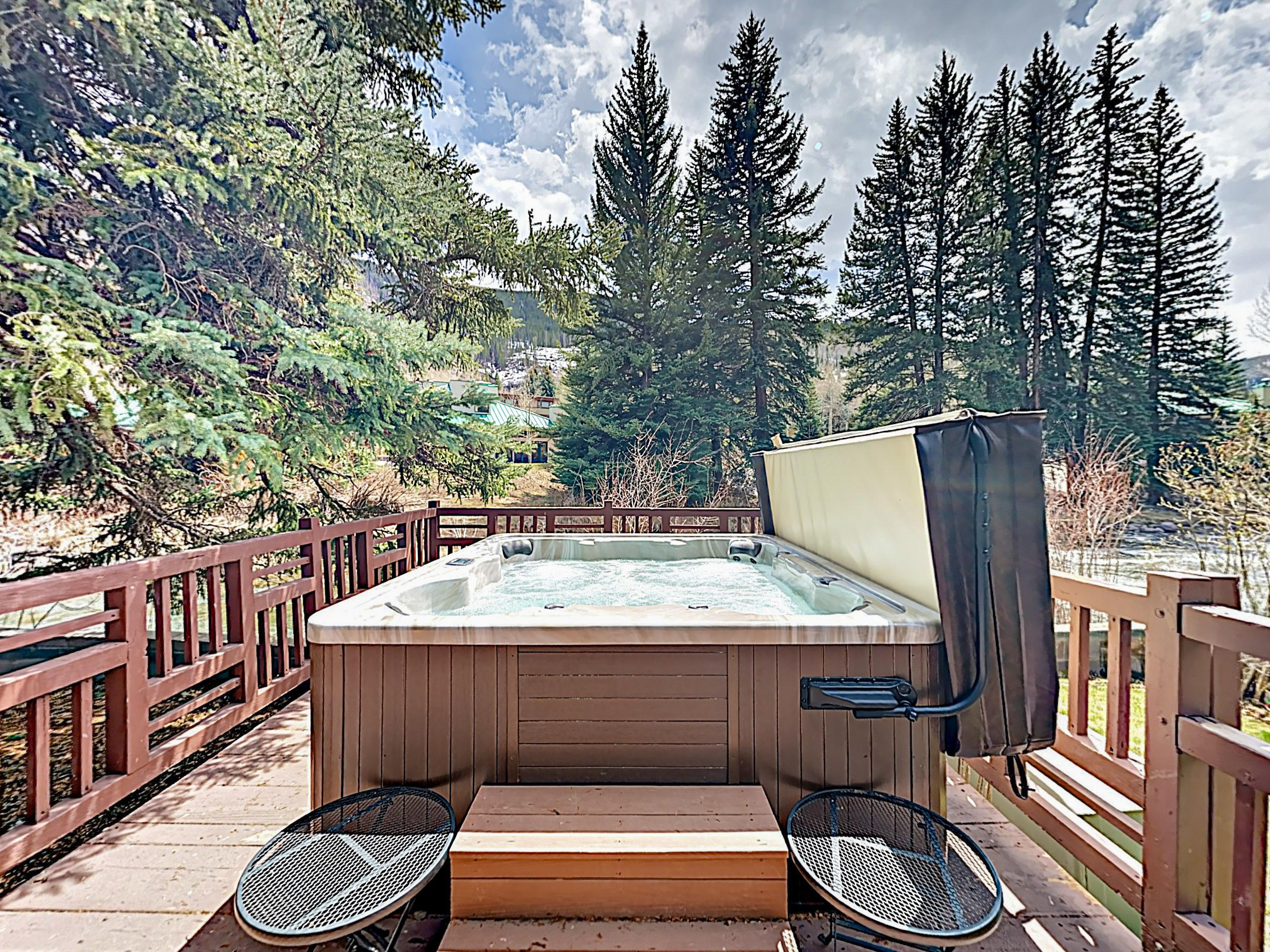 Property Image 2 - New Listing! Spacious Gore Creek Cabin w/ Hot Tub