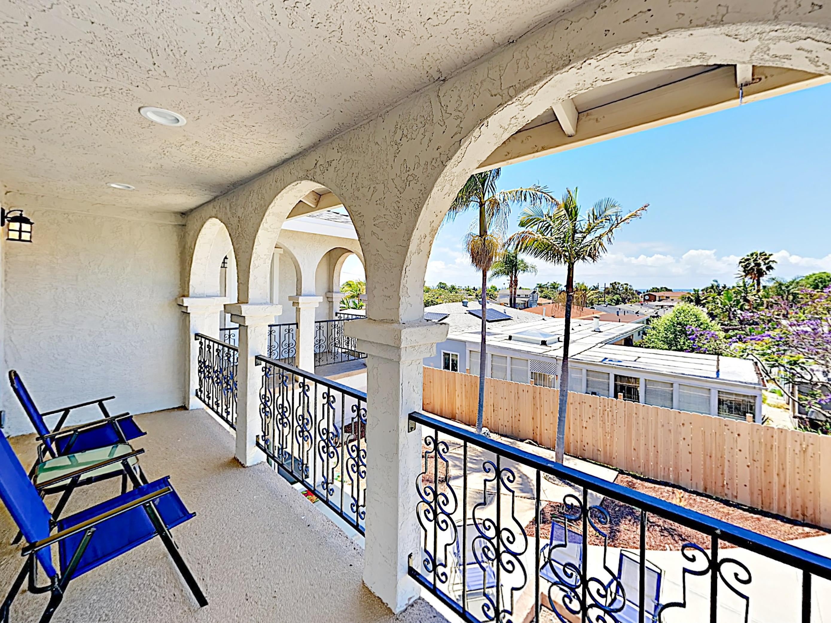Welcome to Oceanside! This delightful getaway is professionally managed by TurnKey Vacation Rentals.
