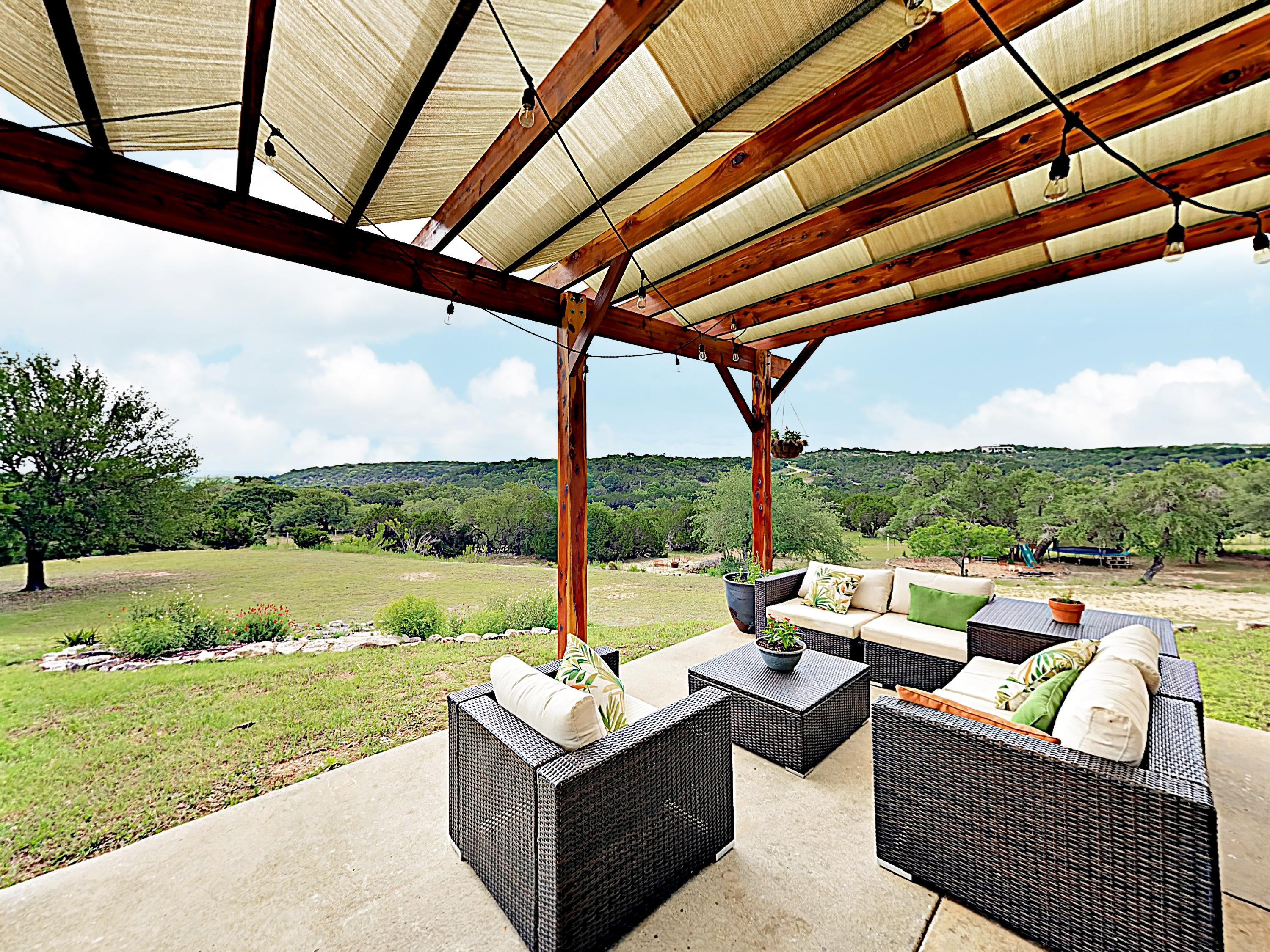 Welcome to Dripping Springs! This house is professionally managed by TurnKey Vacation Rentals.