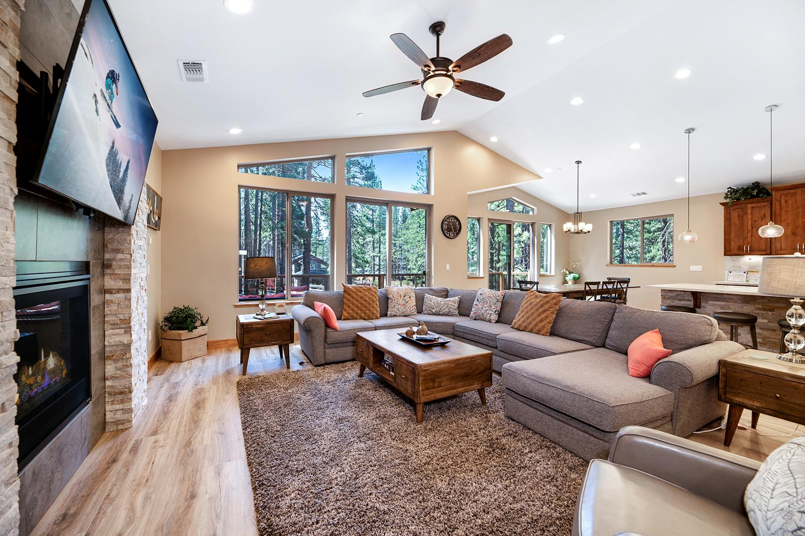 Welcome to April Vista! This South Lake Tahoe home is professionally managed by TurnKey Vacation Rentals.