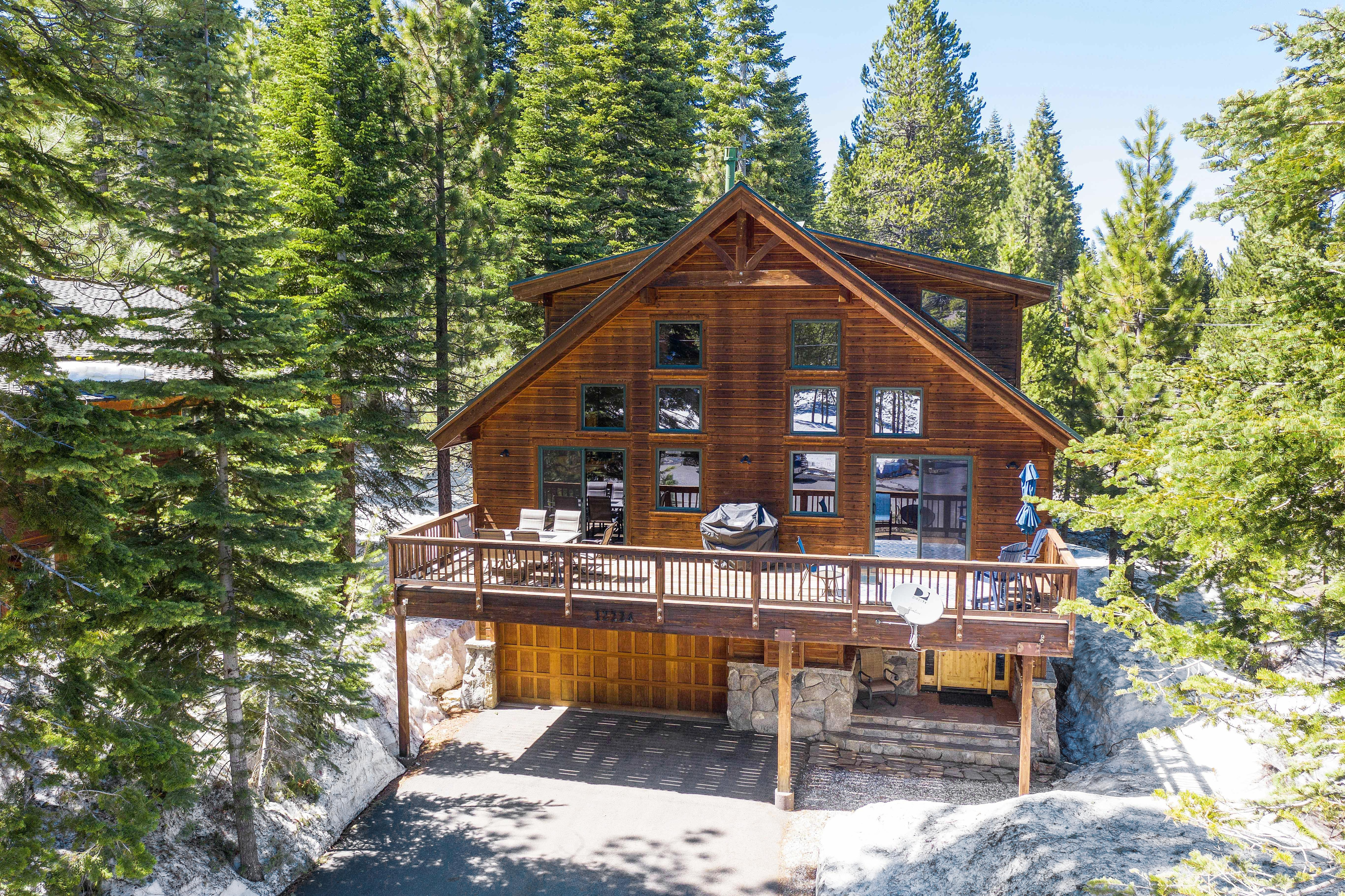 Welcome to Truckee! This home is professionally managed by TurnKey Vacation Rentals.