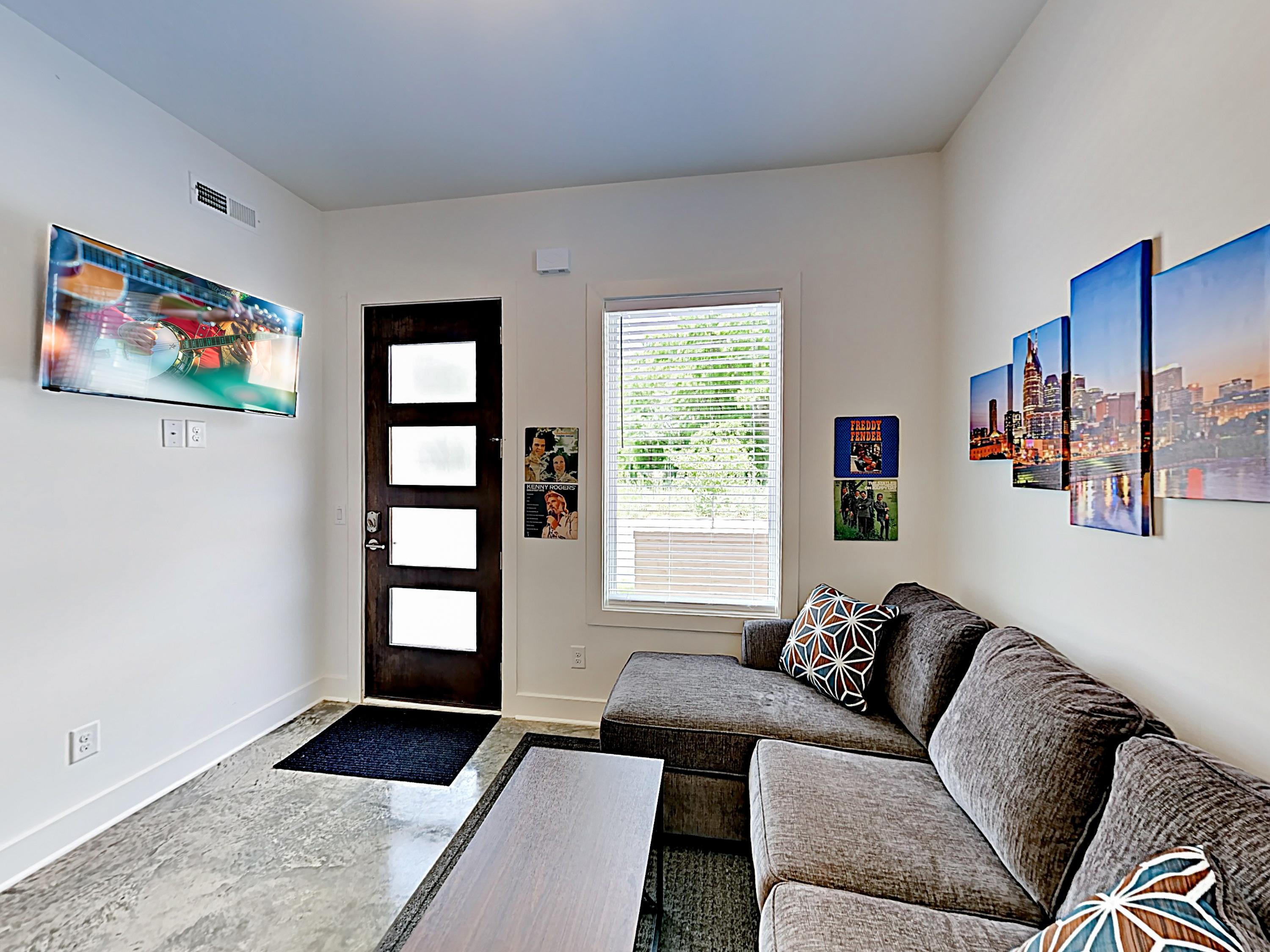 Welcome to Nashville! This condo is professionally managed by TurnKey Vacation Rentals.