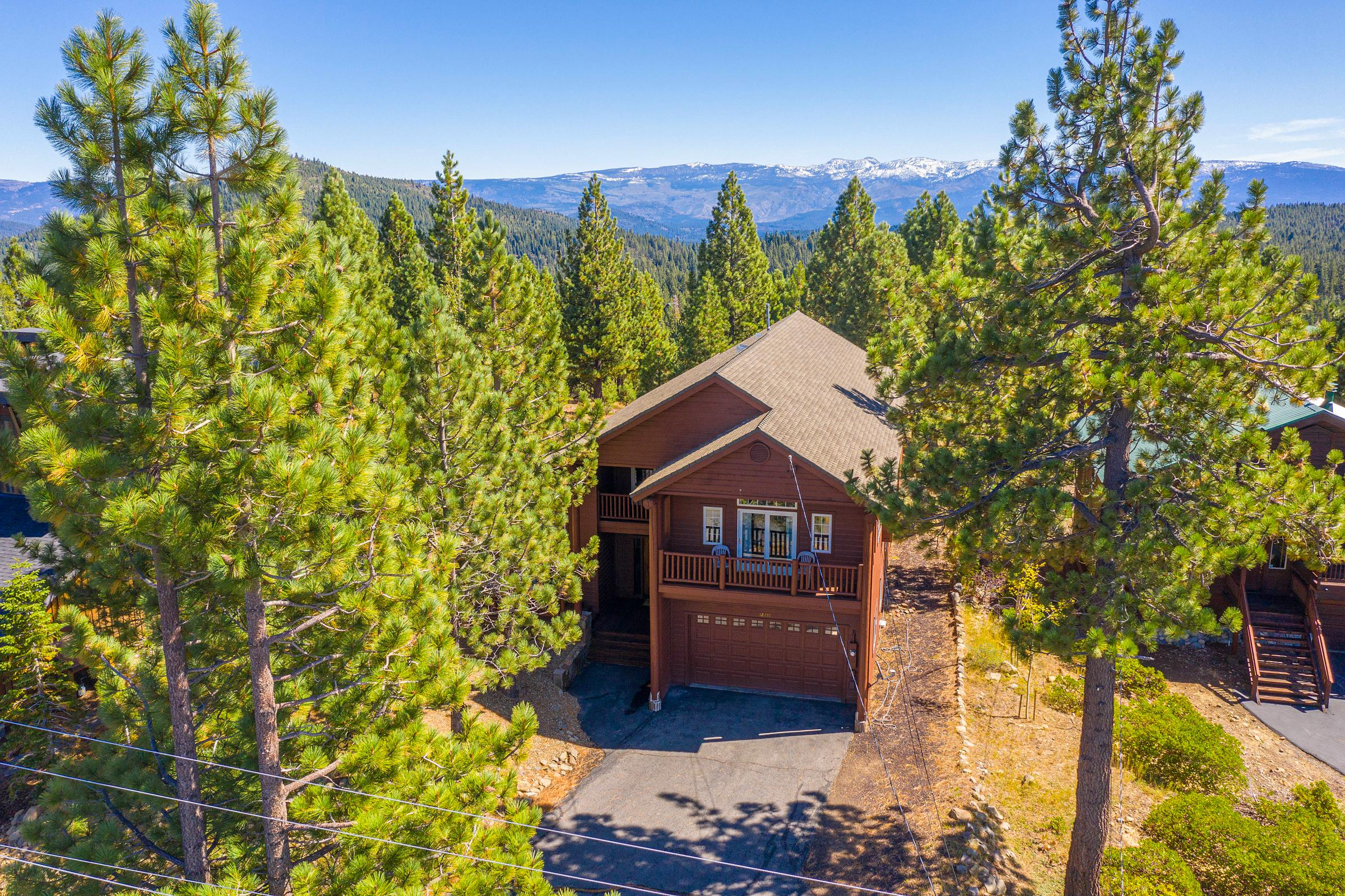 Welcome to Truckee! This outdoor-centric retreat is professionally managed by TurnKey Vacation Rentals.