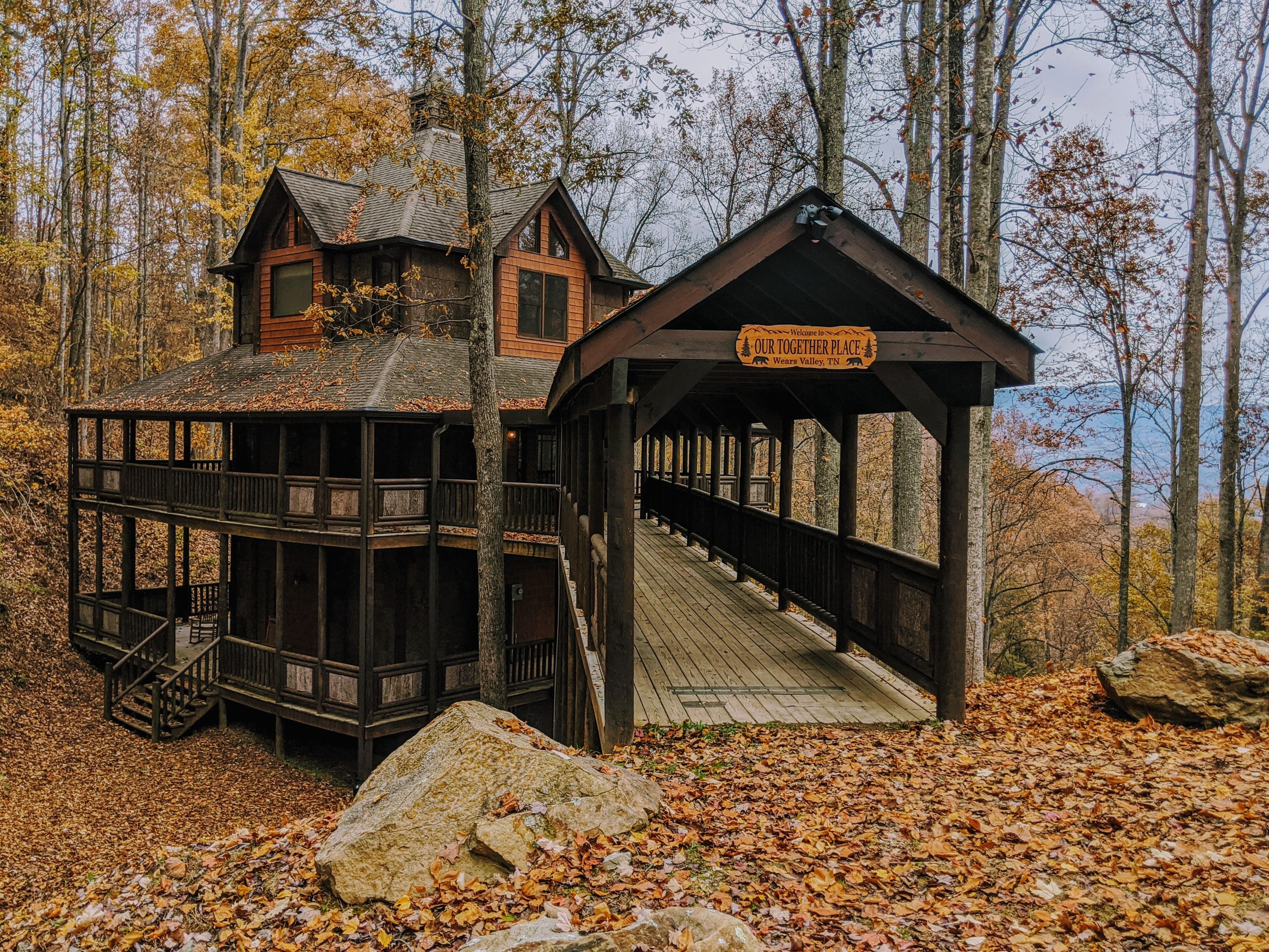 "Welcome to ""Our Together Place!"" This cabin is professionally managed by TurnKey Vacation Rentals."