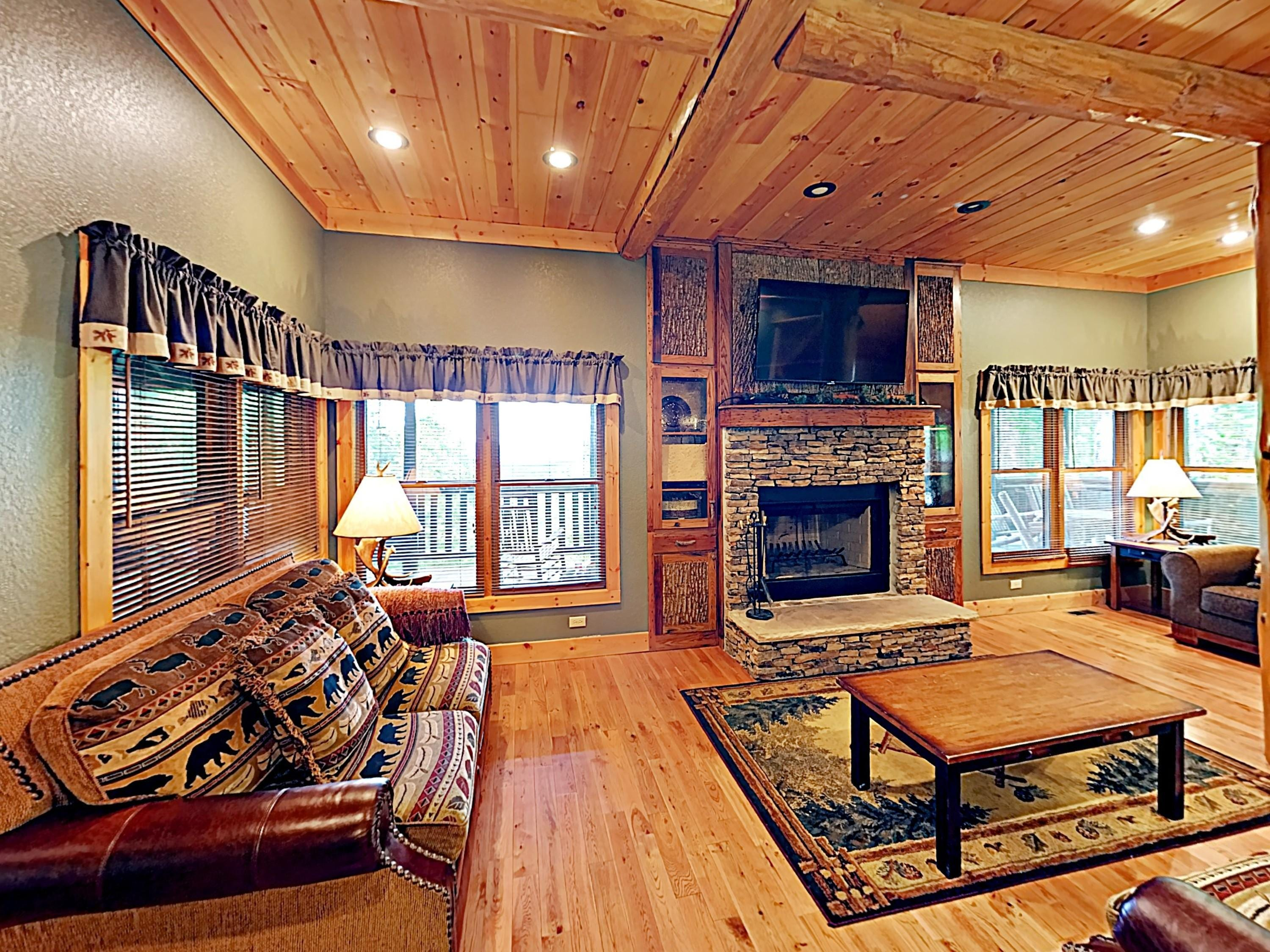 Property Image 2 - Our Together Place: Custom Mountain Lodge with Hot Tub