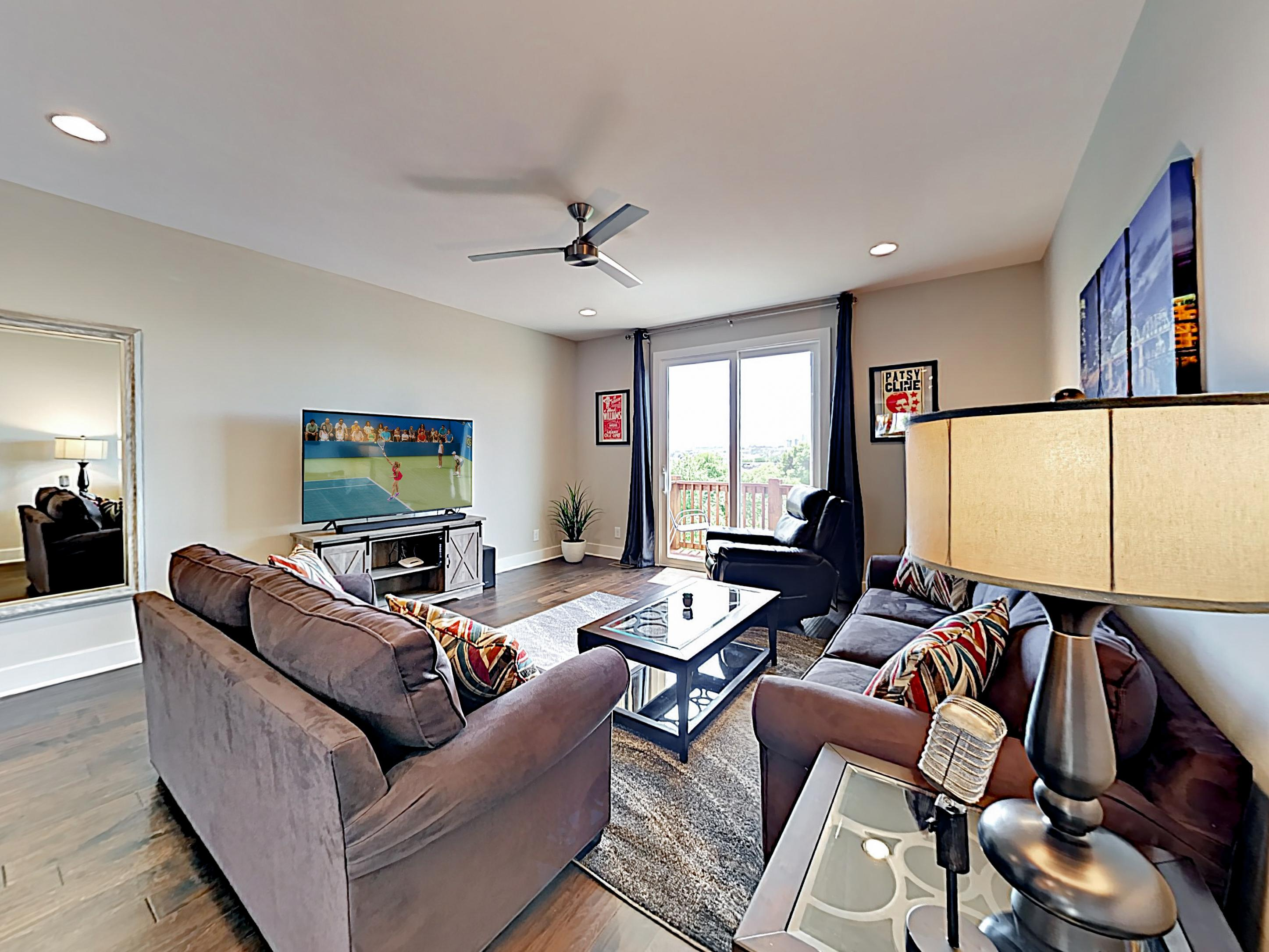 Welcome to Nashville! This townhome is professionally managed by TurnKey Vacation Rentals.