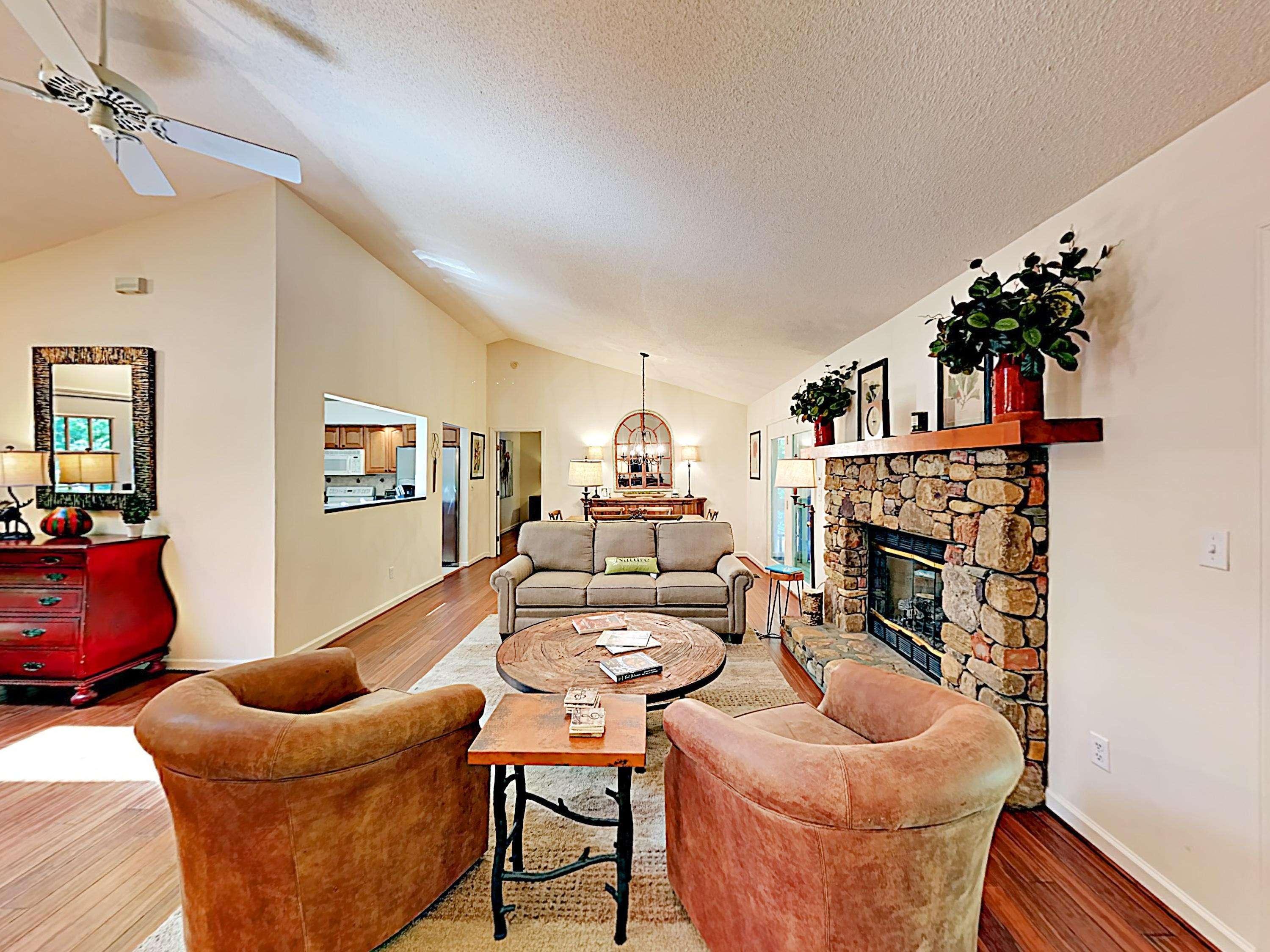 Welcome to Brevard! This home is professionally managed by TurnKey Vacation Rentals.