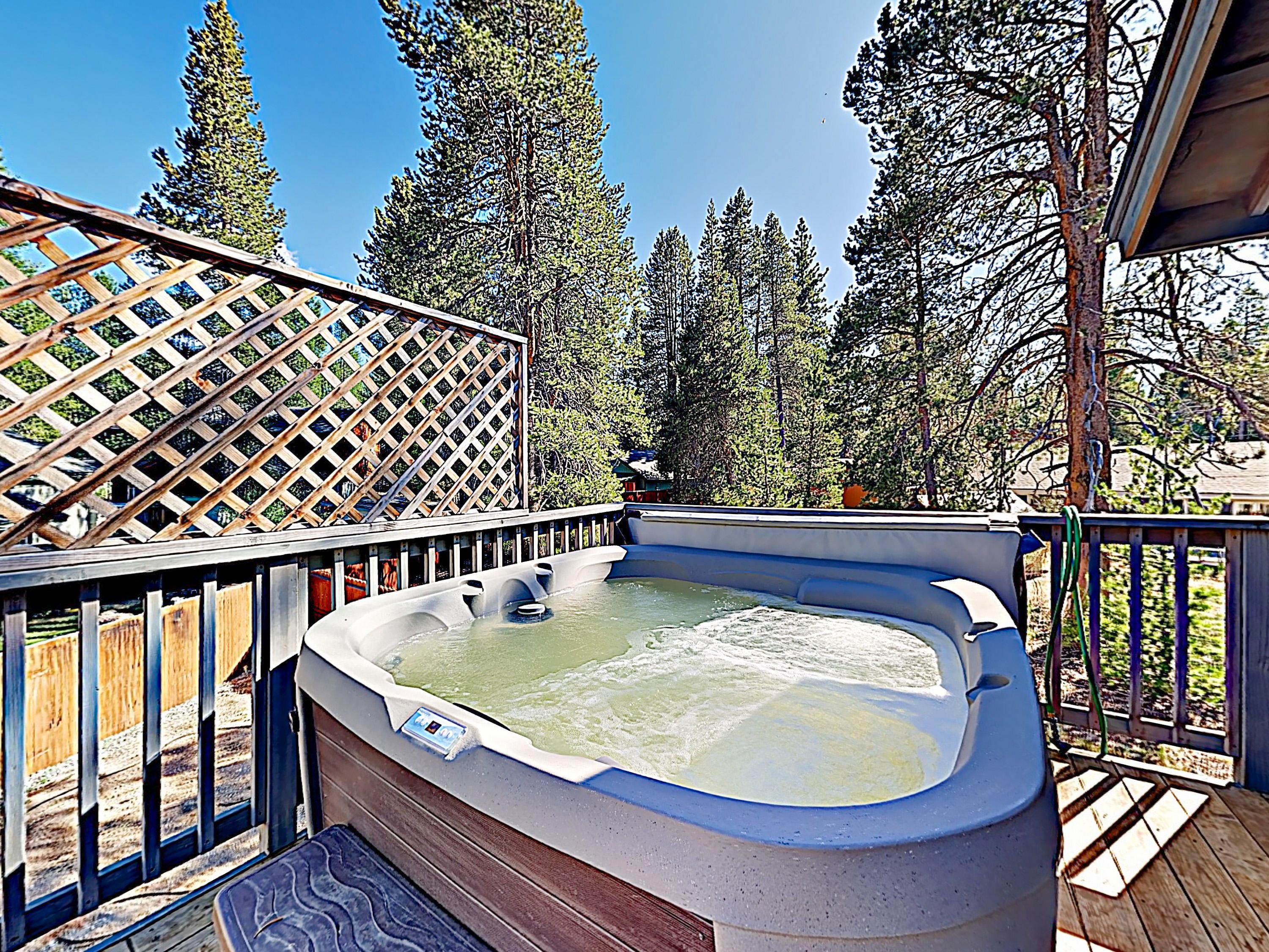 Property Image 2 - Upscale Meyers Retreat with Private Outdoor Hot Tub