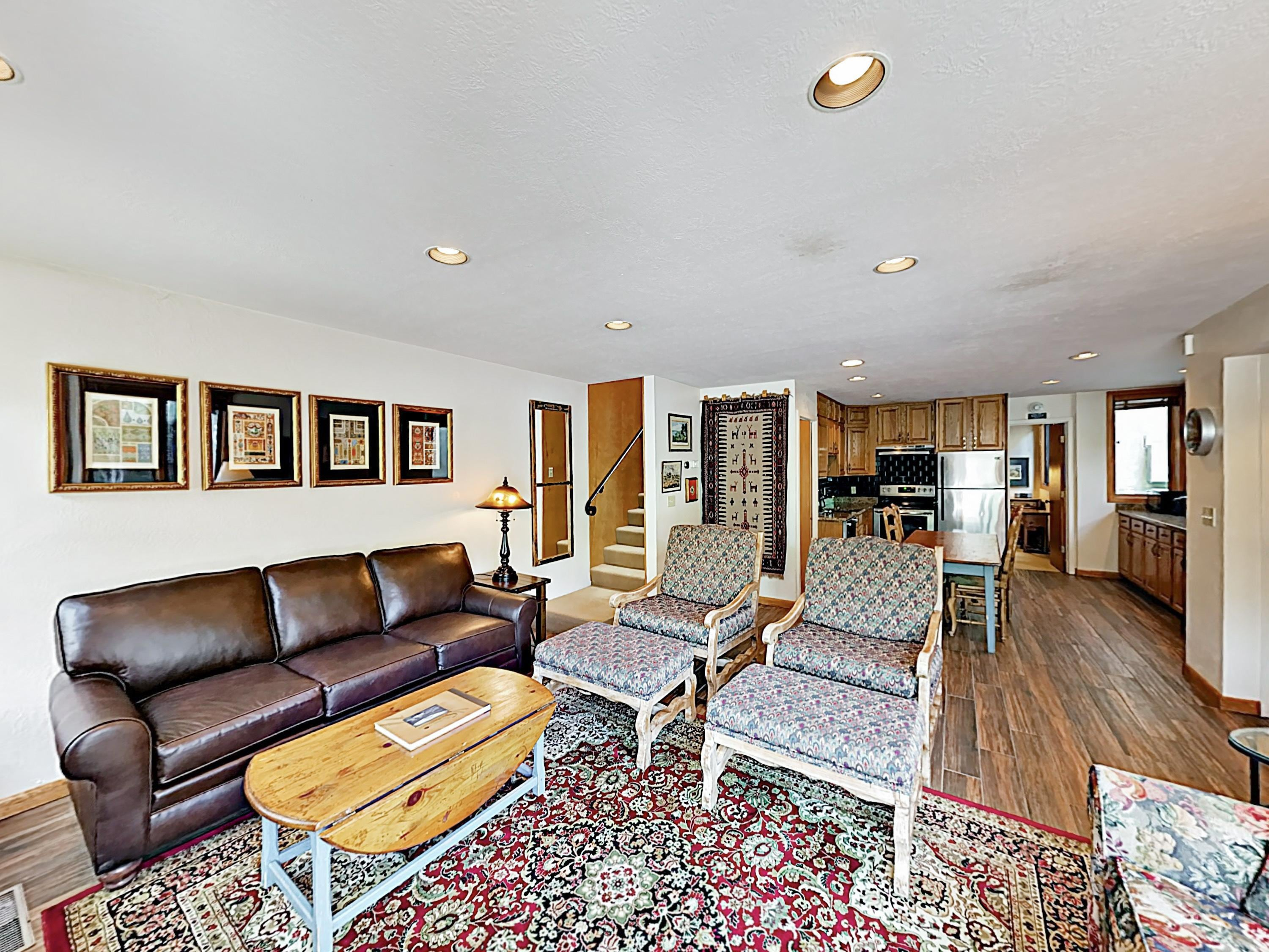 Welcome to Snowmass! This Tamarack chalet is professionally managed by TurnKey Vacation Rentals.