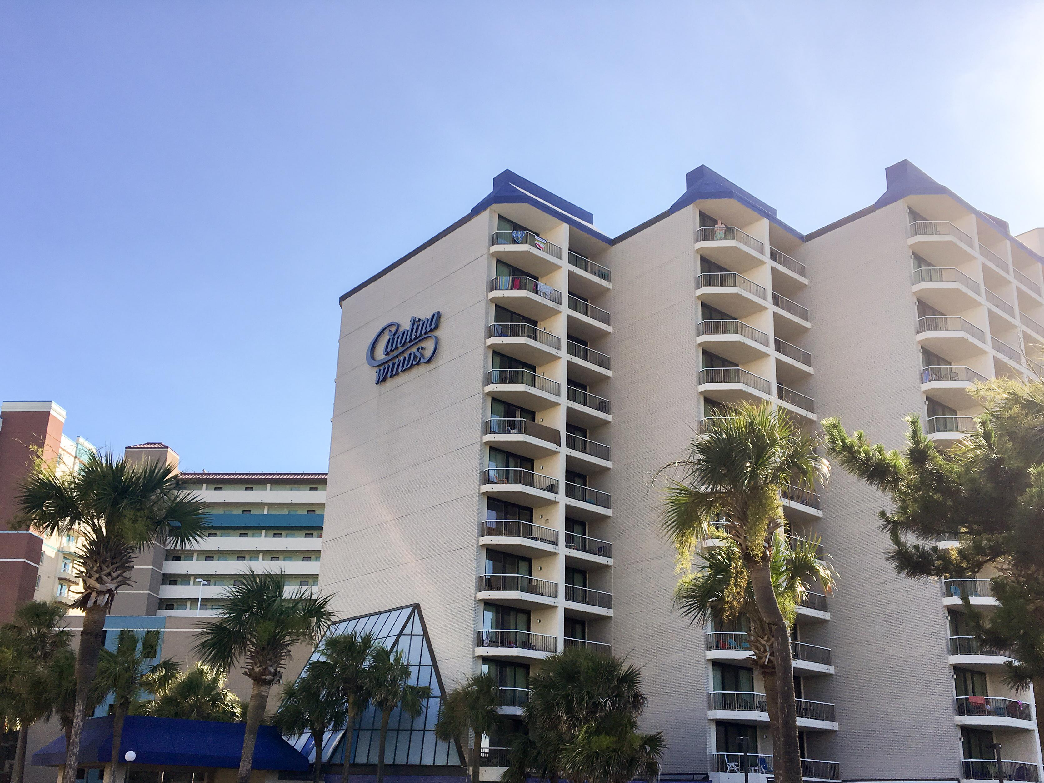 Located on the Grand Strand, you can walk from Carolina Winds to a variety of restaurants and attractions.