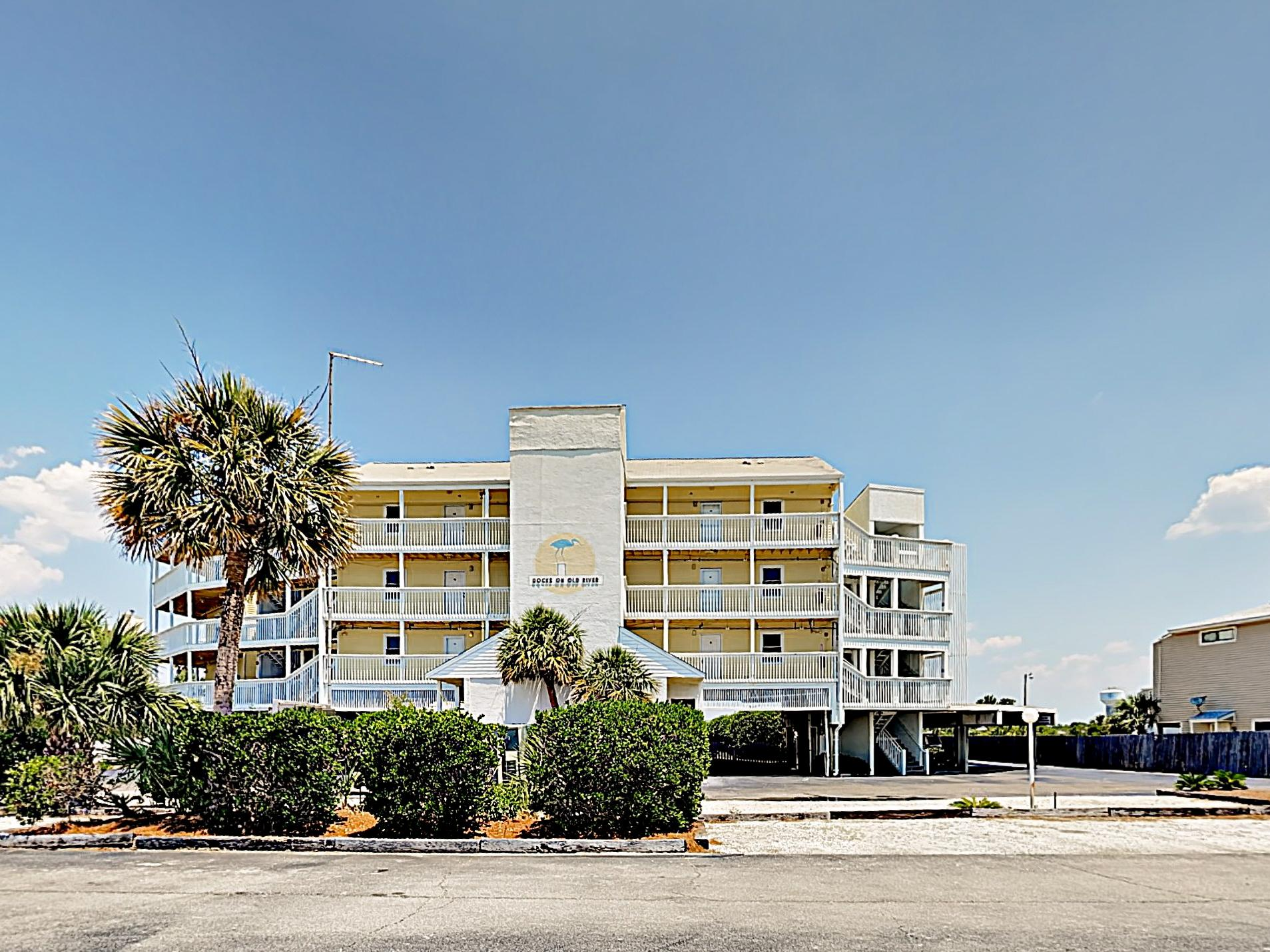 This 2BR waterfront condo is the ideal hub for coastal adventures.